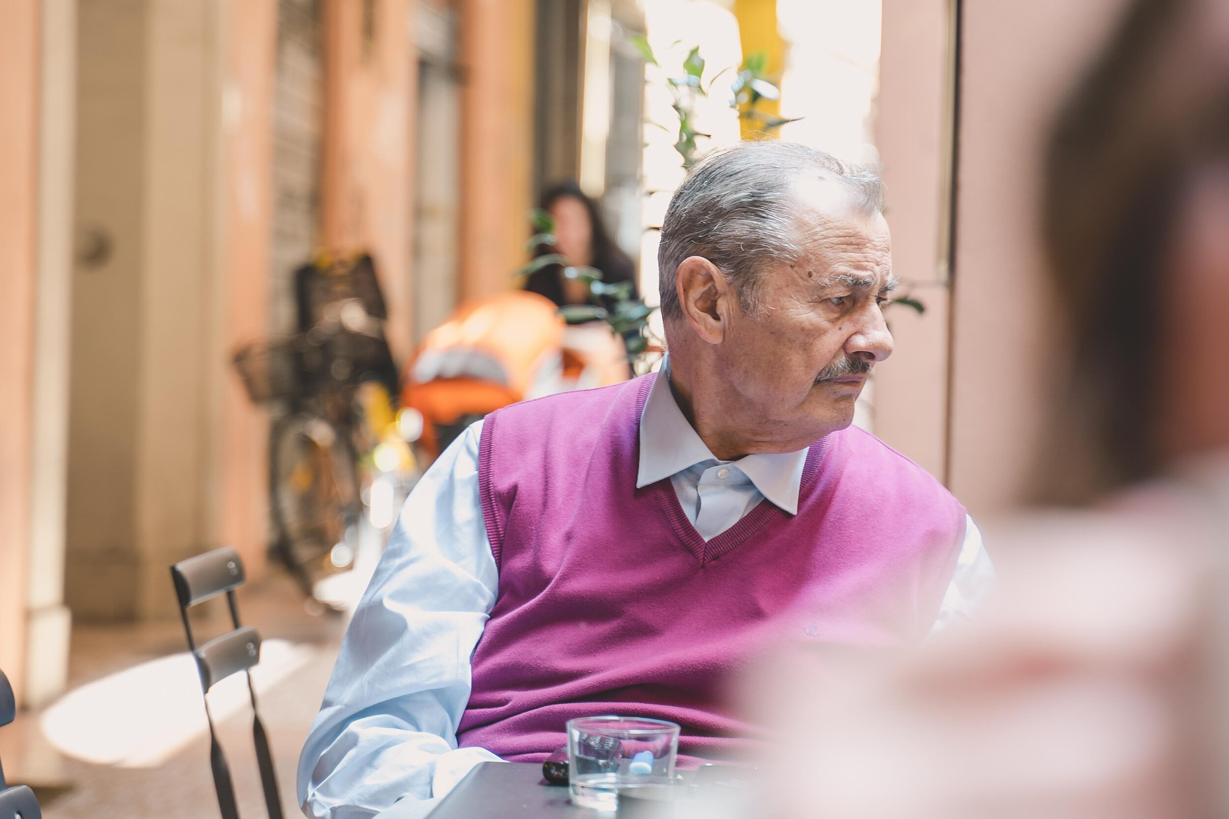 man chatting while drinking coffee.jpg