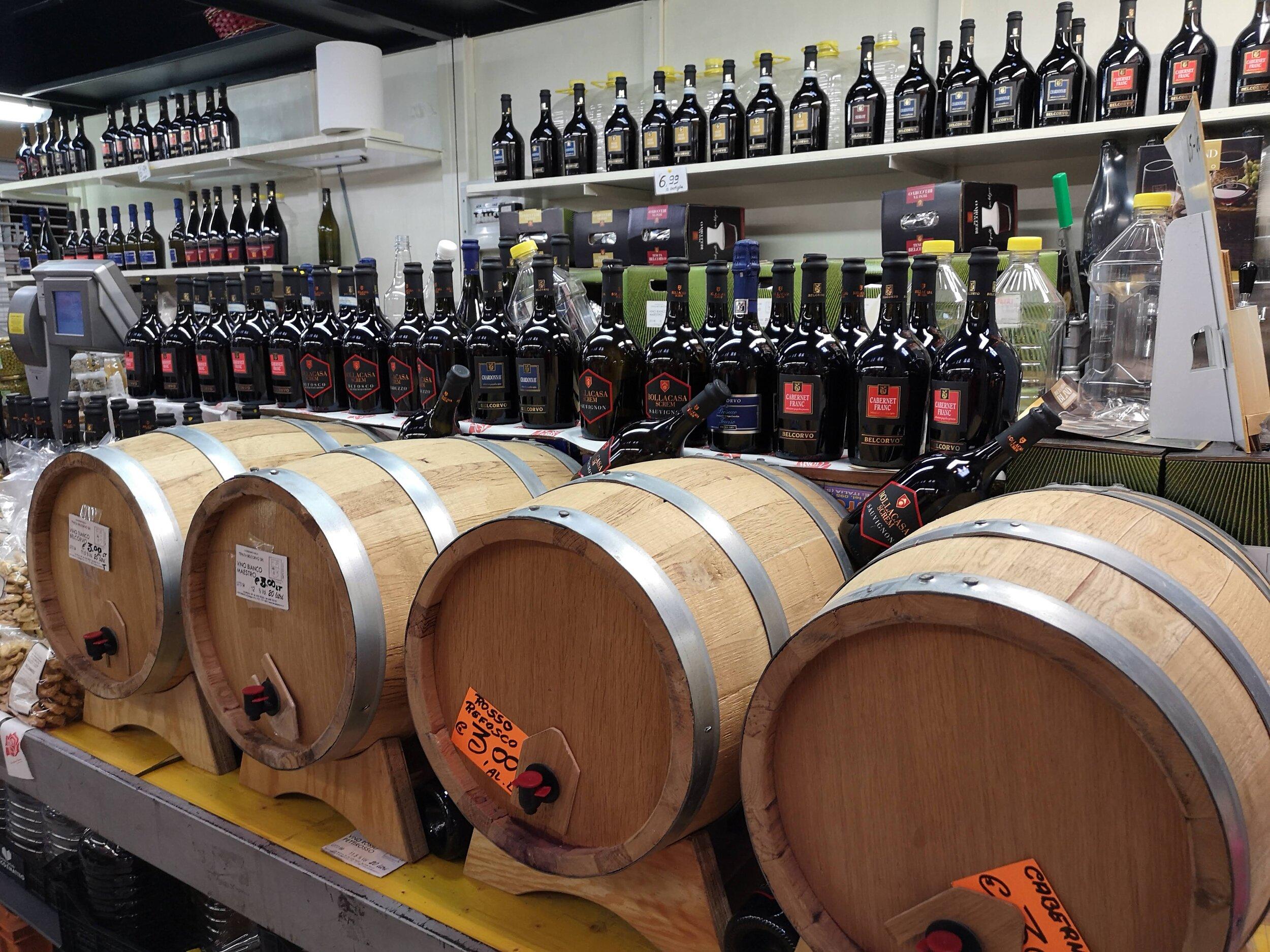 barrels of wine in market.jpg