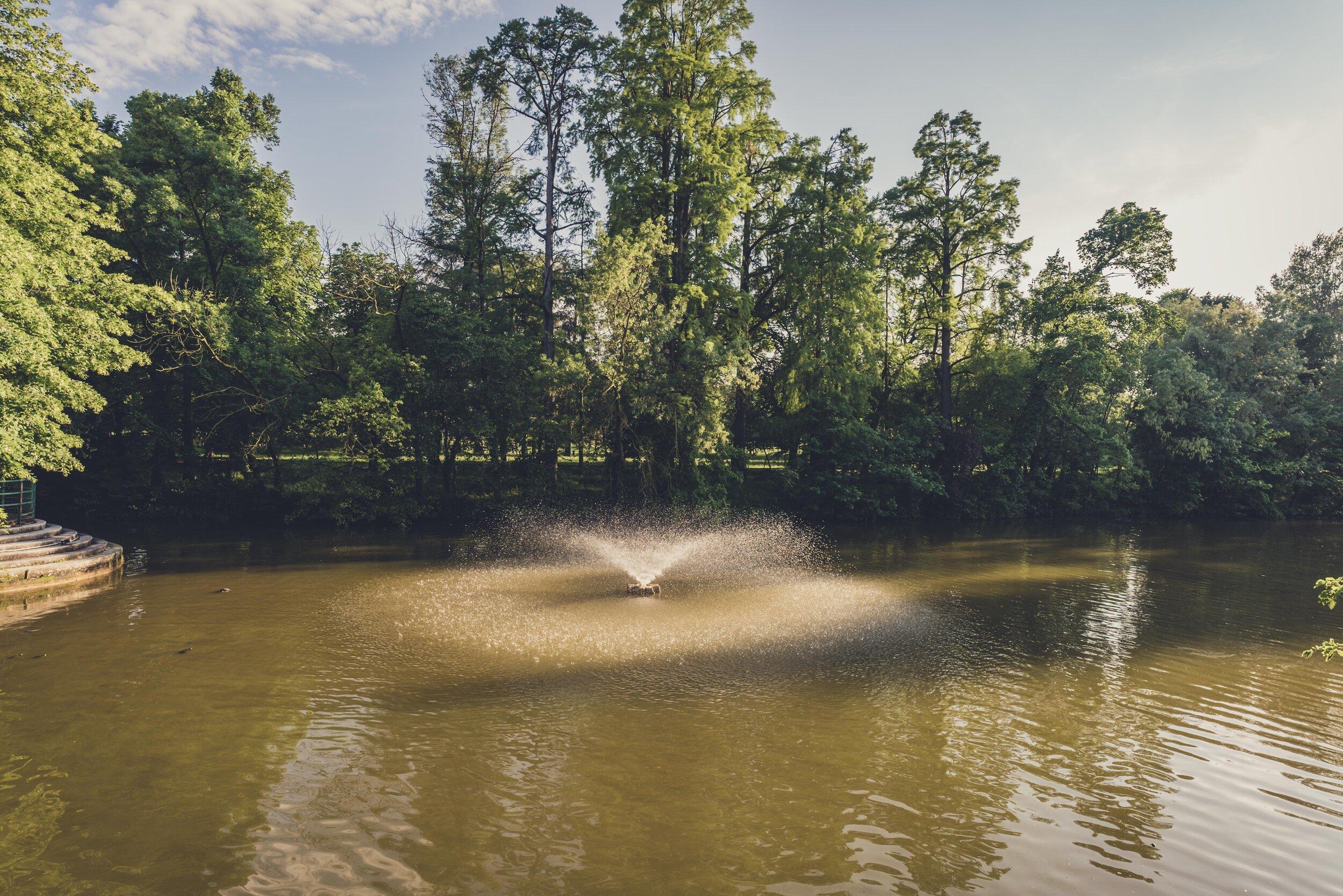 Giardini Margherita water foundtain.jpg