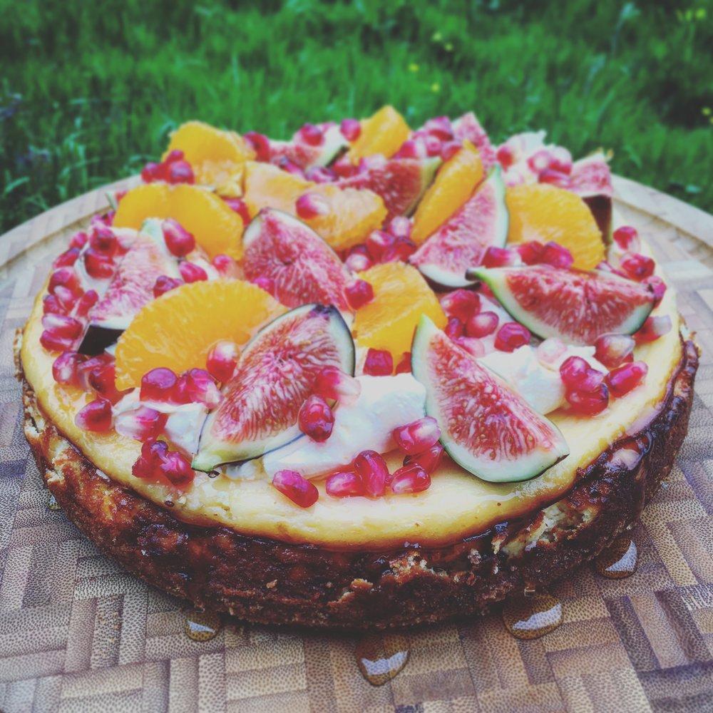 Puddings, Pies & Tarts -