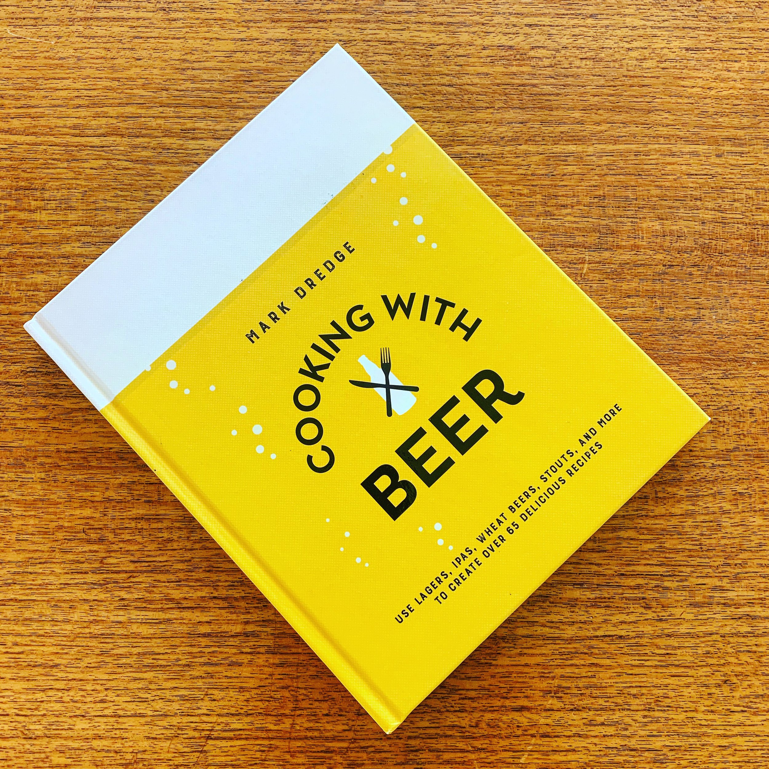 Cooking with Beer by Mark Dredge.JPG