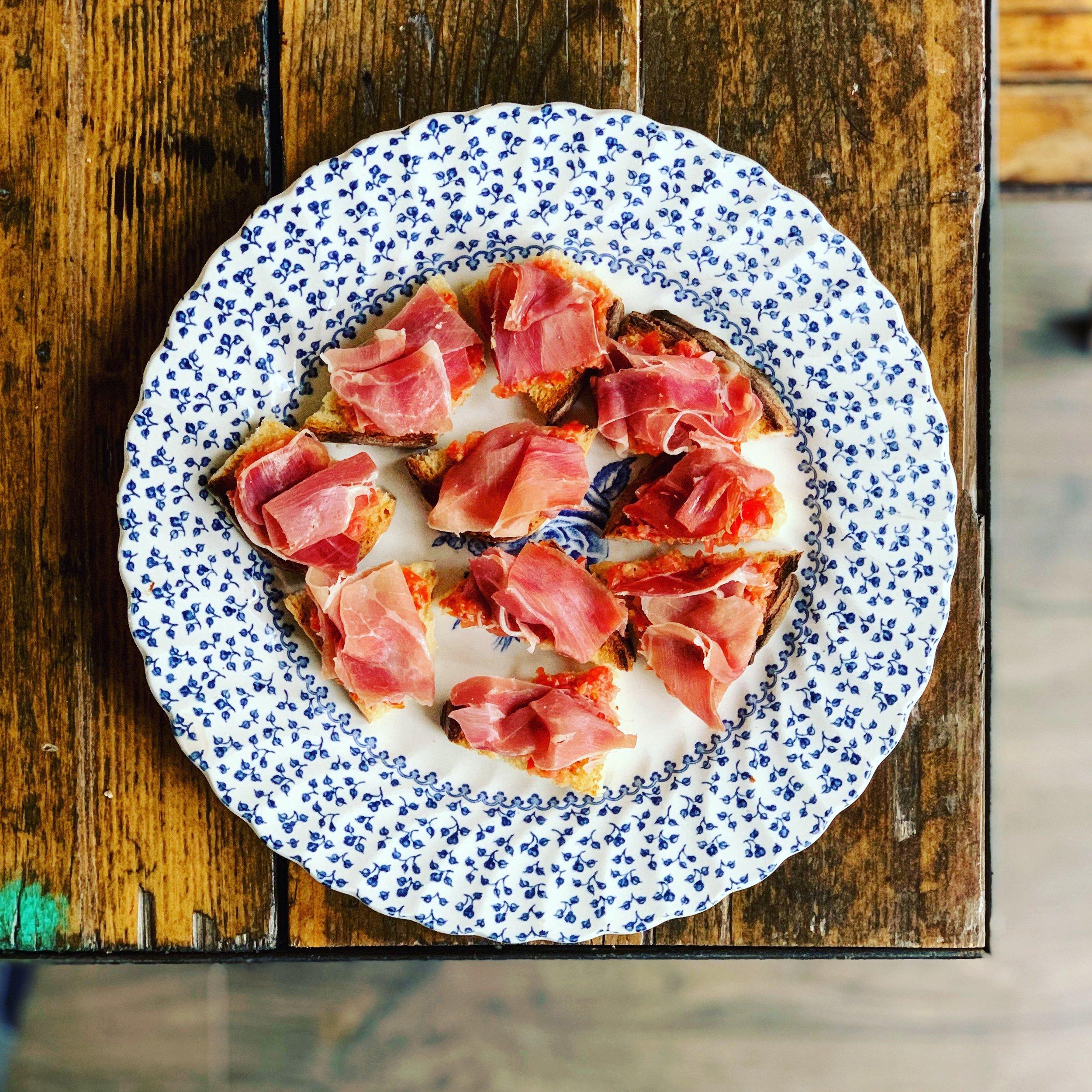 Pan Catalan and Serrano Ham.JPG