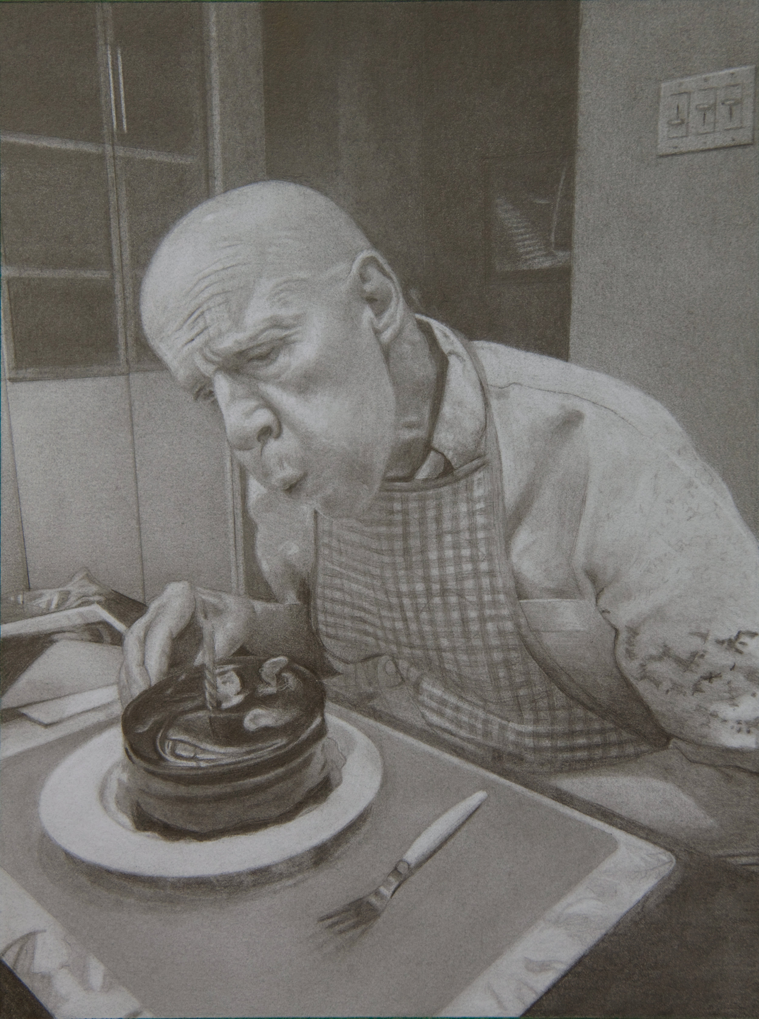 Untitled (Father's day cake II)