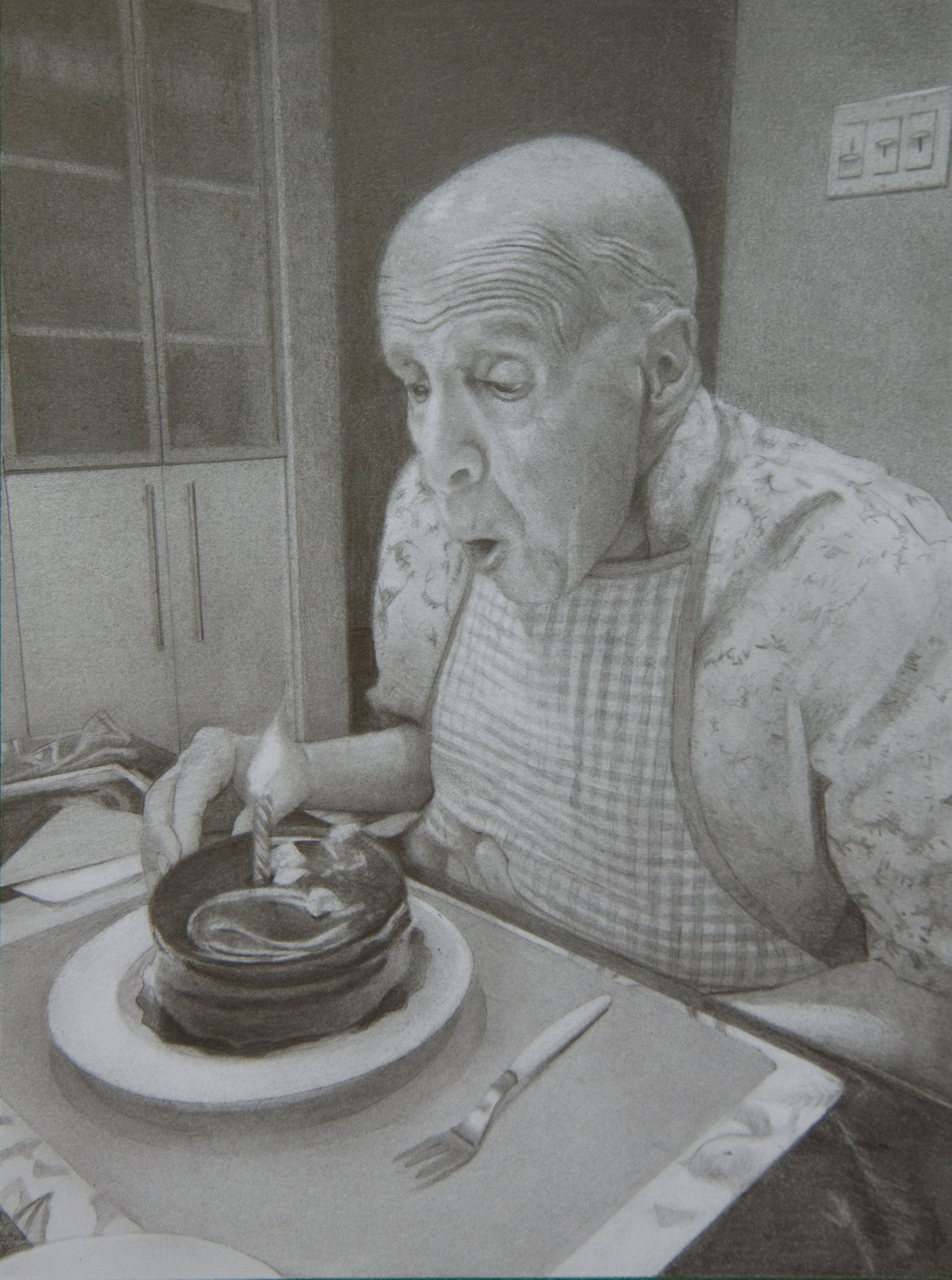 Untitled (Father's Day Cake I)