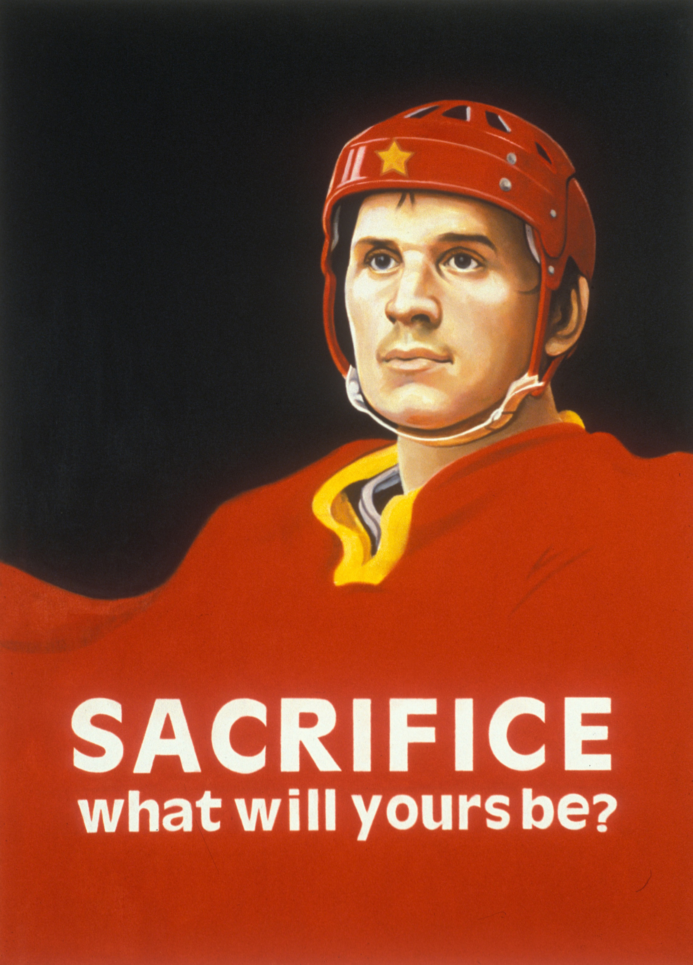 Sacrifice: What Will Yours Be?