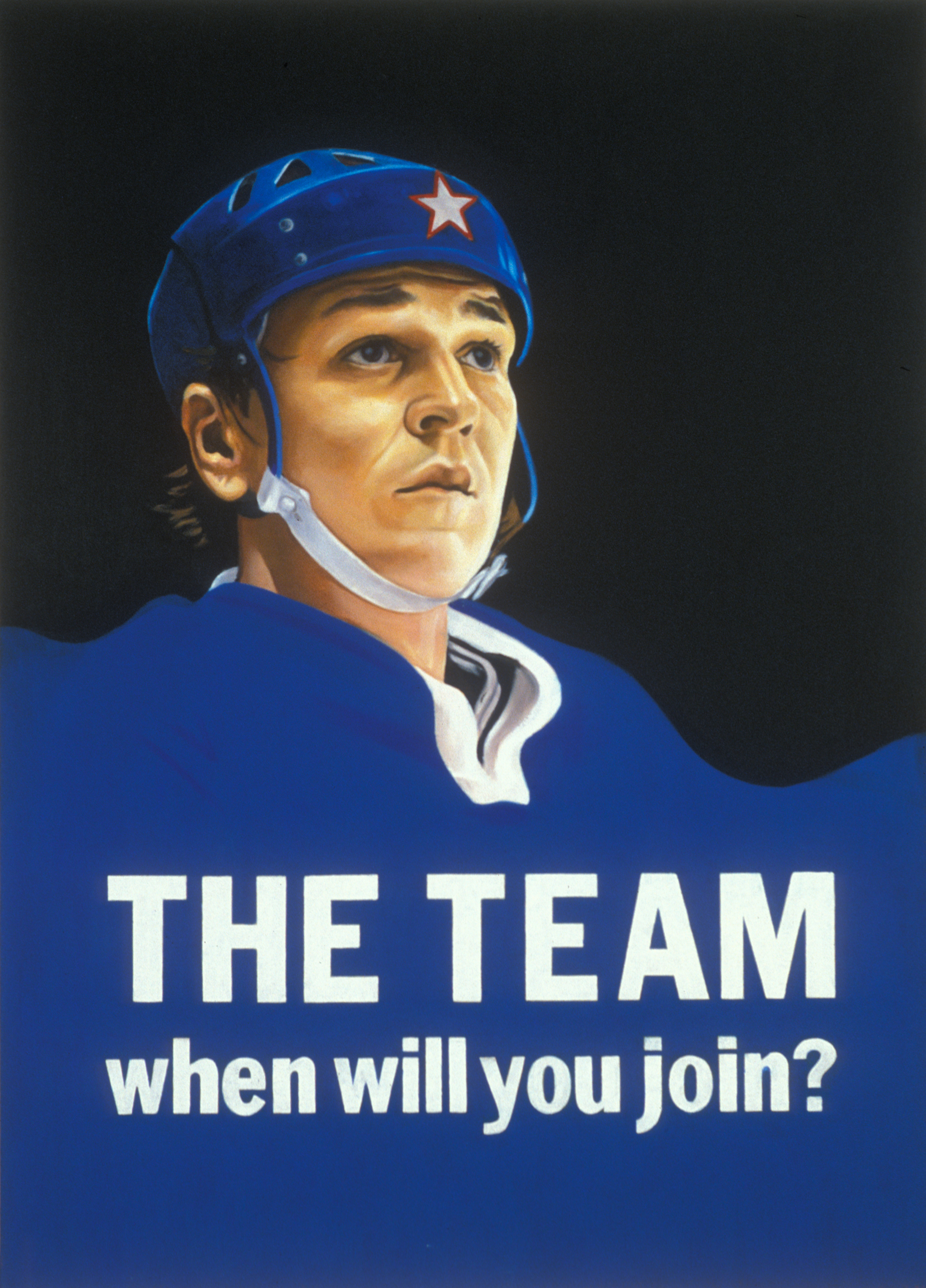The Team: When Will You Join?
