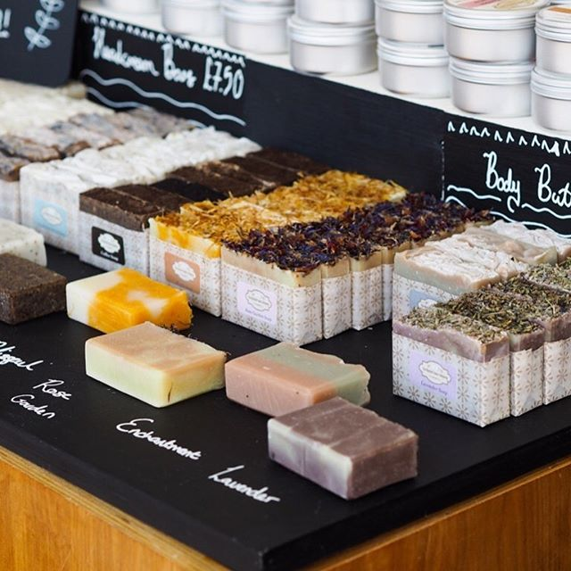 The most lovely looking soaps I've ever seen - I'll take one of each please 😝