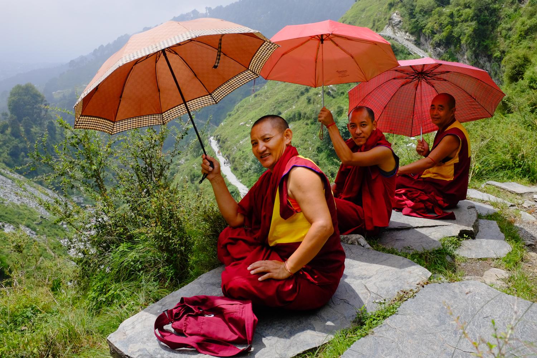 Bhagsu, Himachal Pradesh, 2016