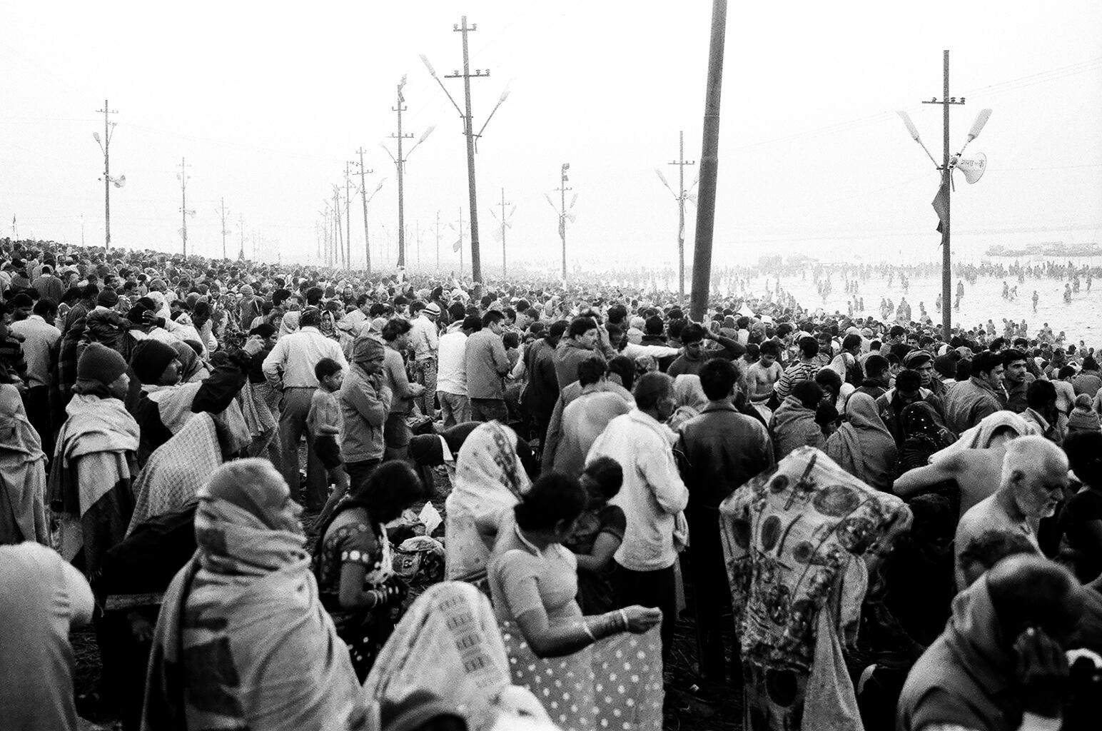 Kumbh Mela, Alahabad, 2013