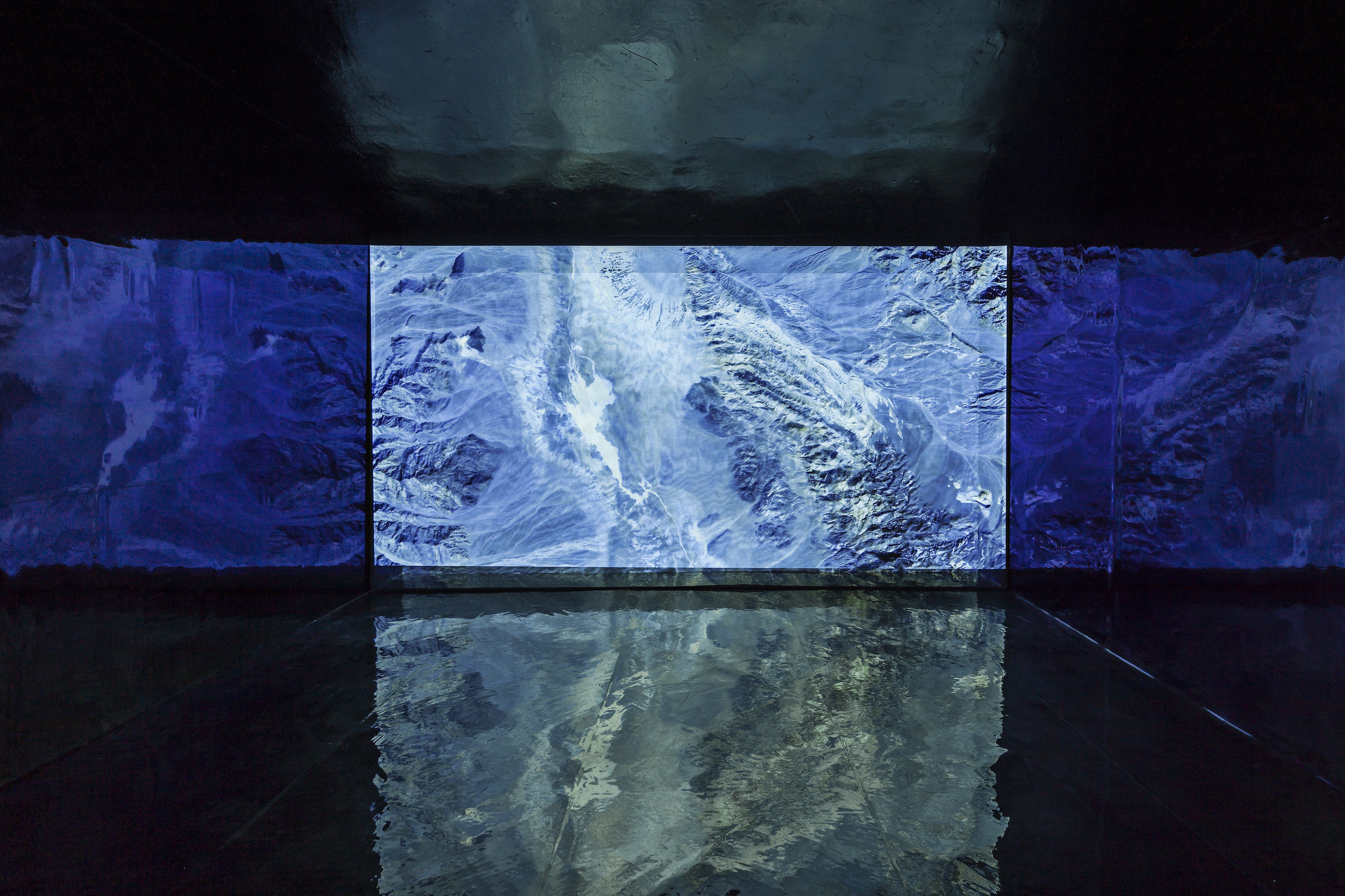 Zheng Chongbin,Chimeric Landscapes from Venice Biennale, 2015
