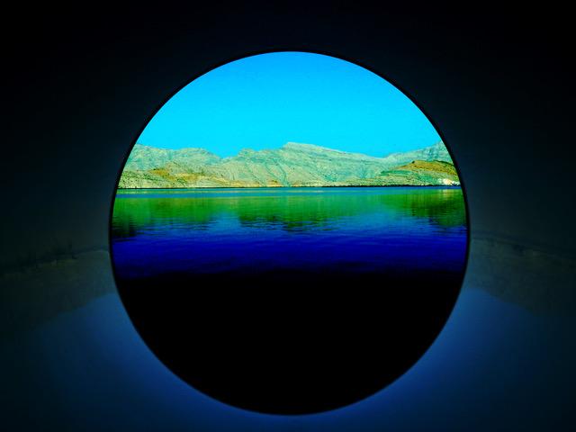 Bullseye  Photo Backlit Lightbox  160cmx120cm