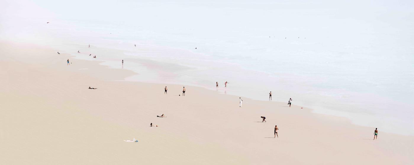 Igal Pardo, Beachscape 03 Courtesy Contempop
