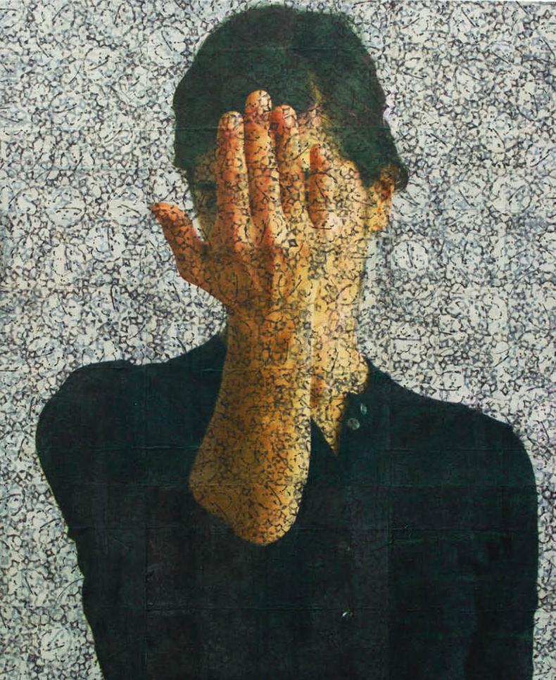 Sepideh Salehi, Mohr Portrait 02, 2017 copy