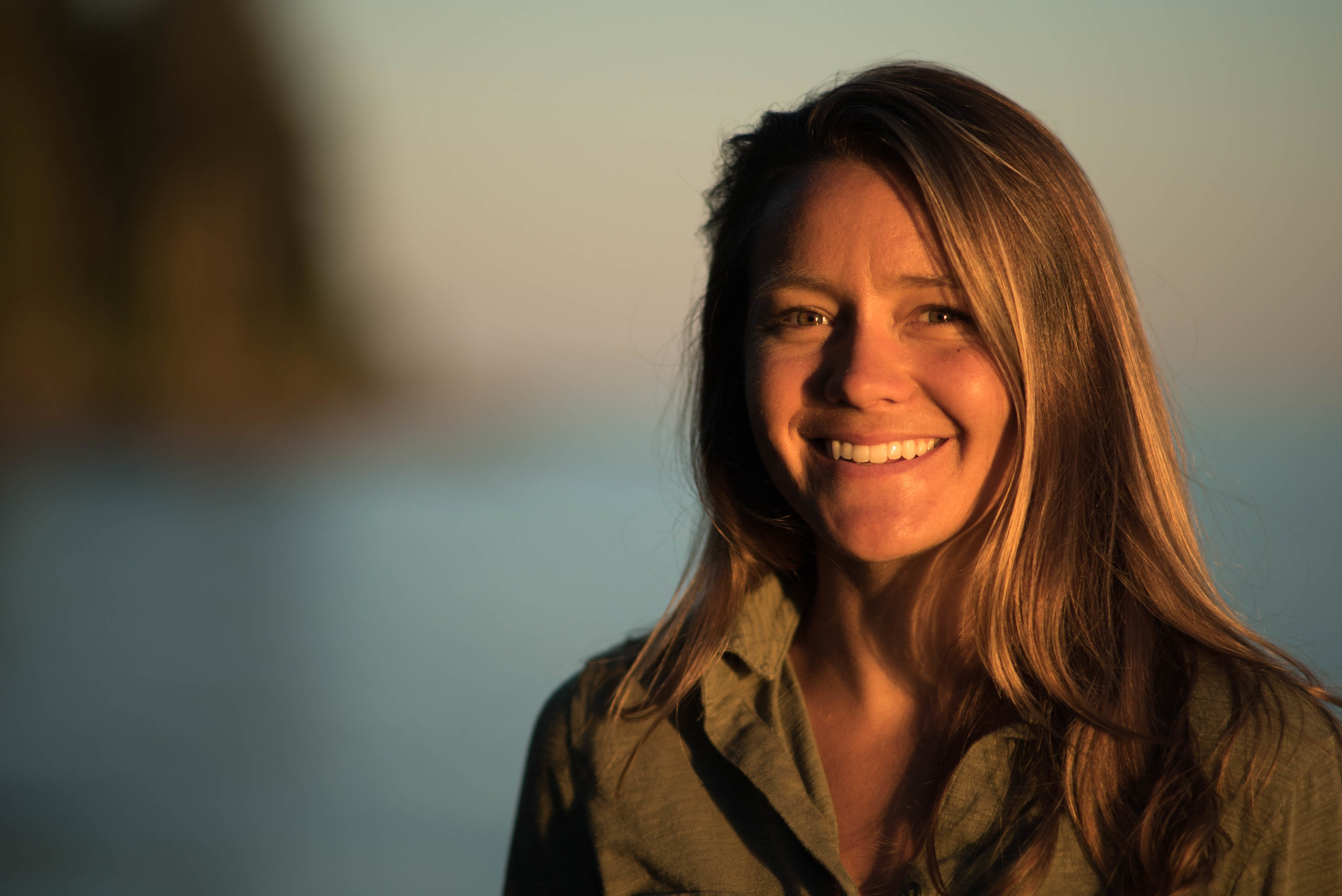 Chelsea Behymer - Marine Biologist | Environmental Educator