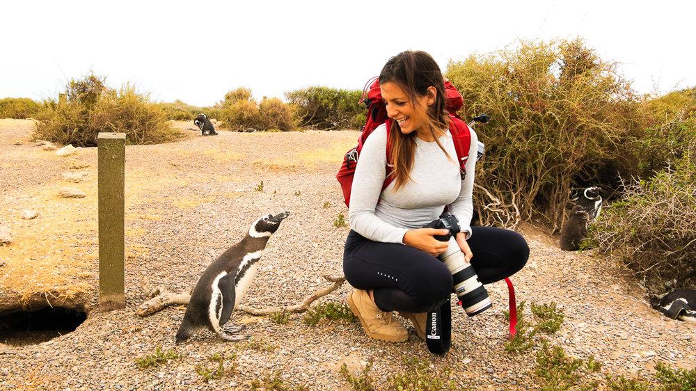 Lizzie Daly - Biologist | Wildlife Presenter| Film Maker