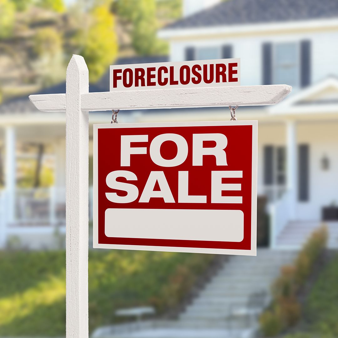 Boost your wealth trading real estate - buying the latest foreclosed properties