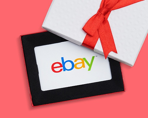 The Gift of Choice - eBay Gift Cards are the perfect rewardfor your customers and employees