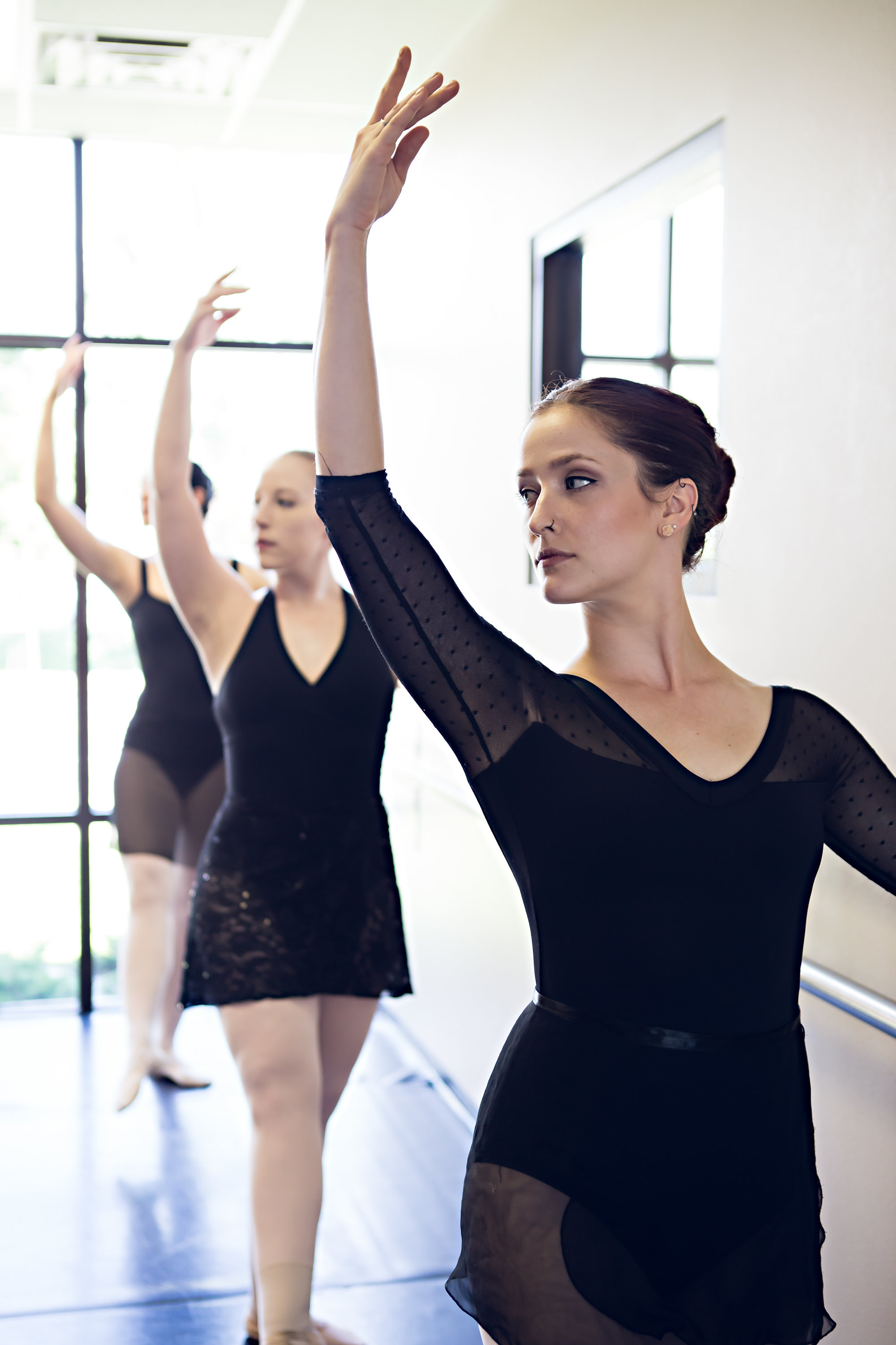 Pre-Professional Teen Classical Ballet Training