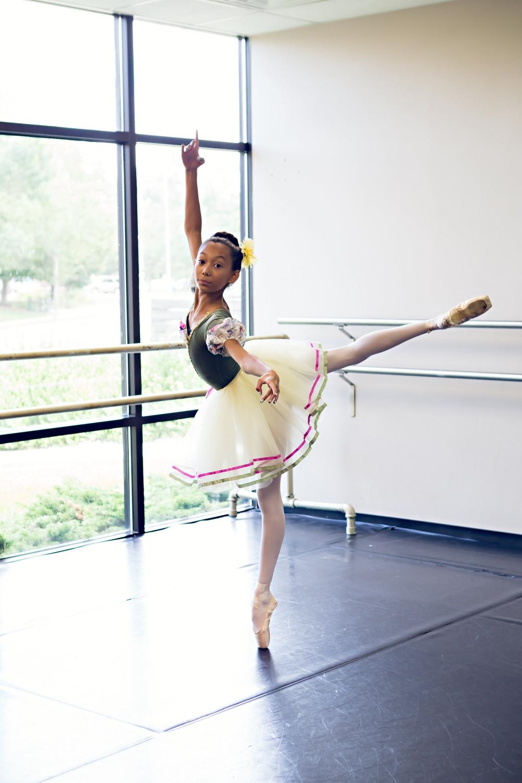 Ballet Pointe Classes