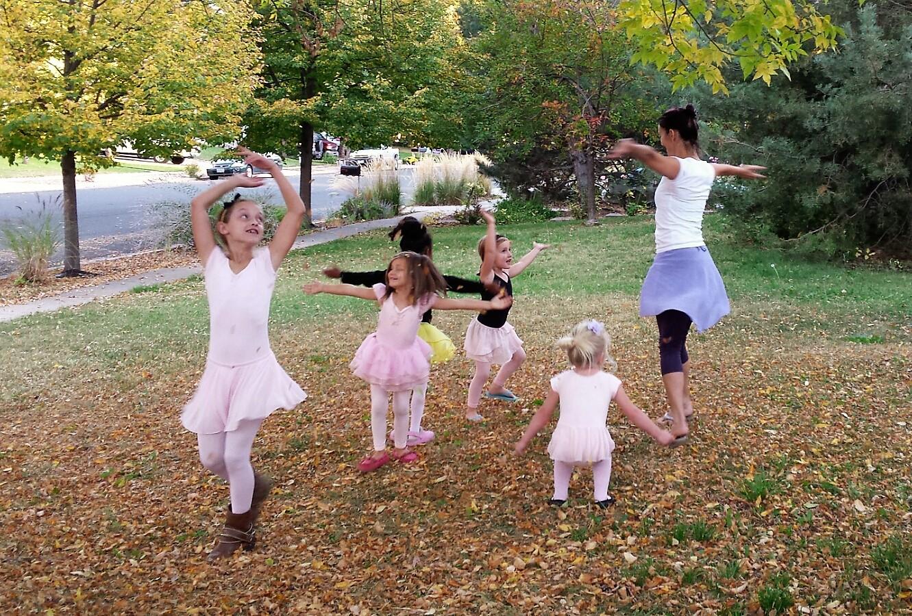 Children's Classical Ballet Classes