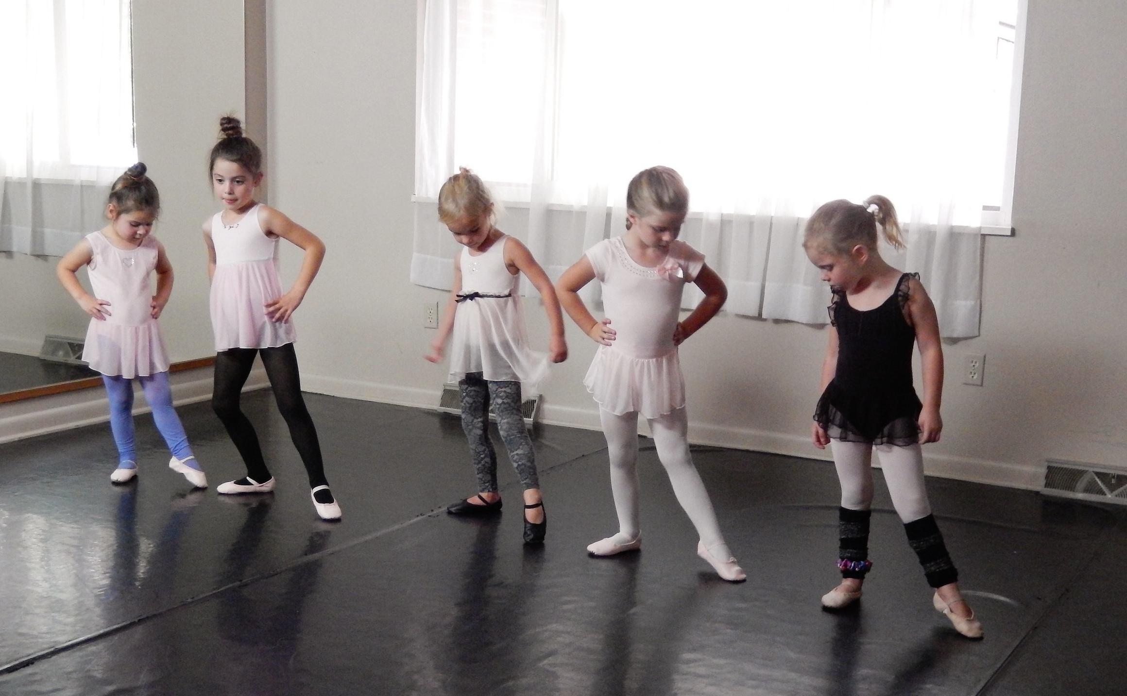 Children's Ballet Class