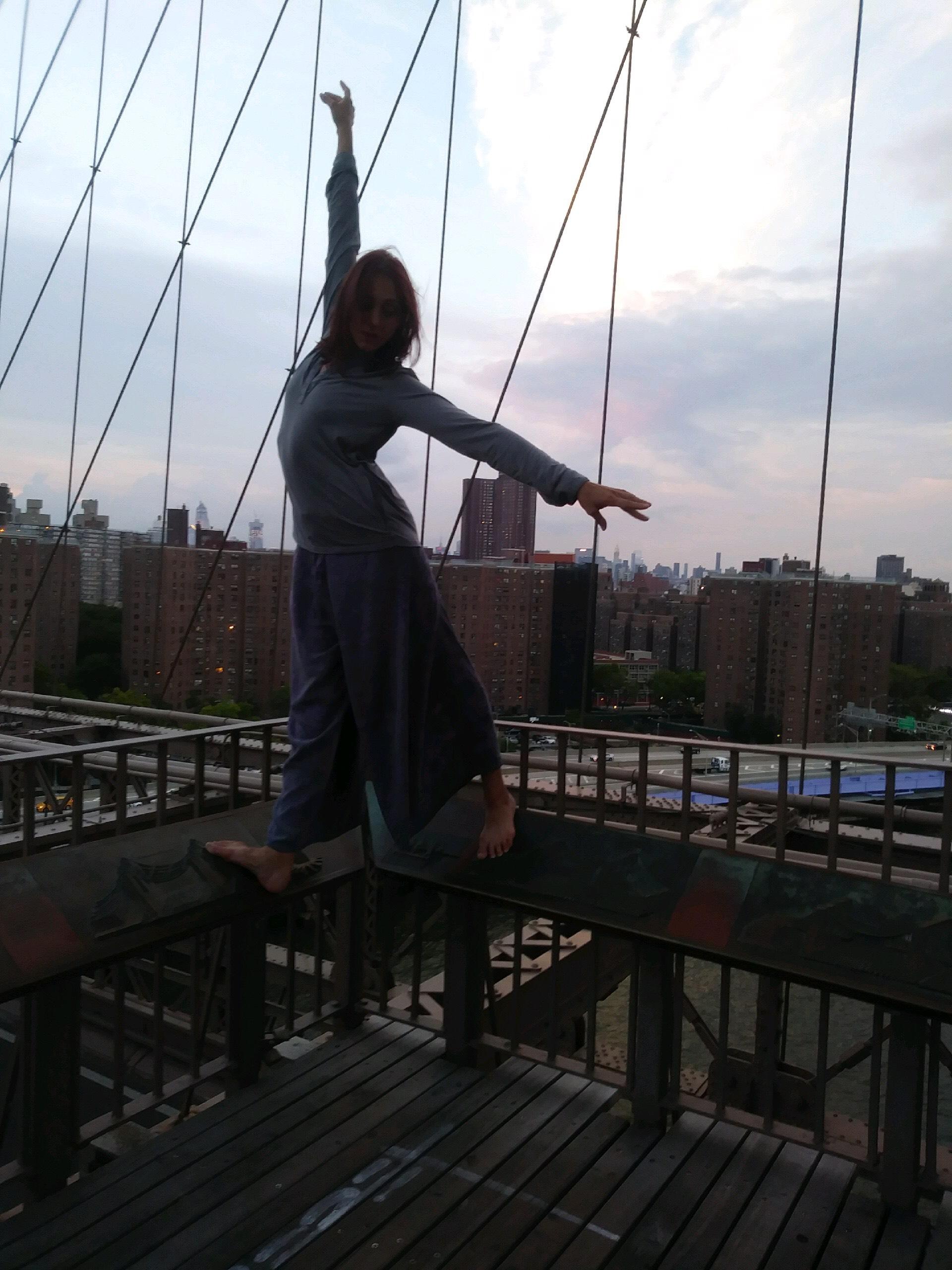 Leah Casper - Brooklyn Bridge