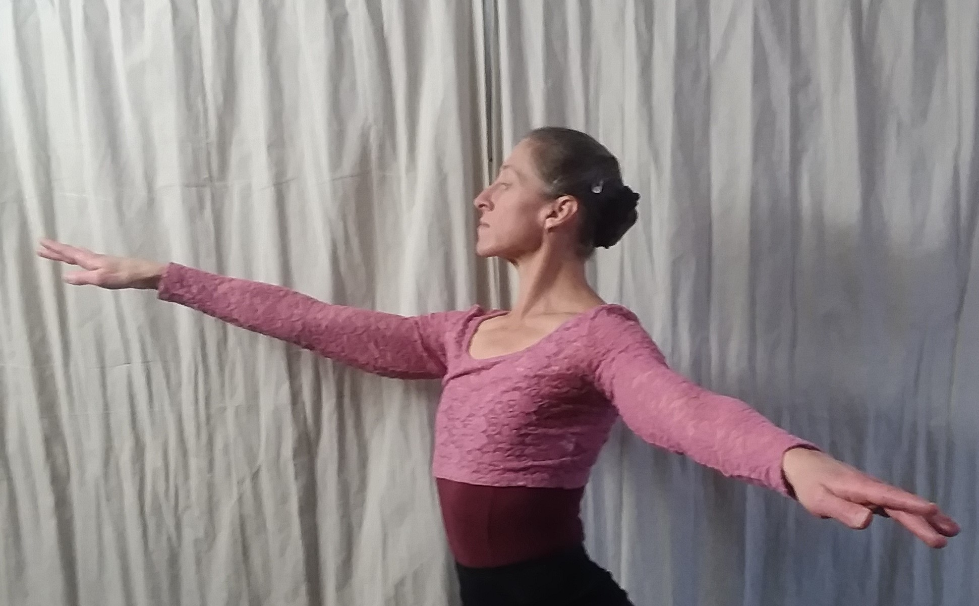 1st arabesque - Correct