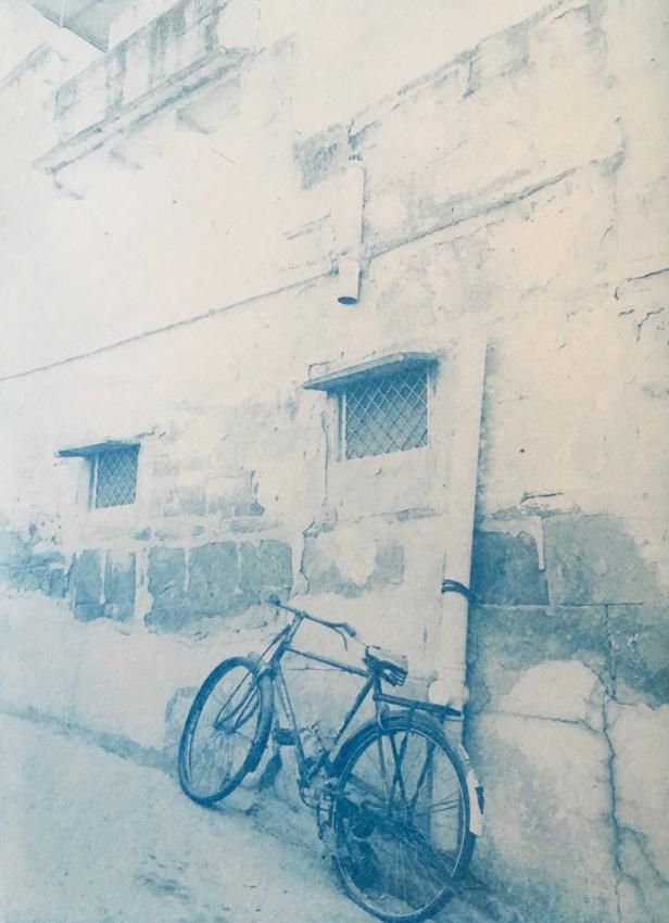 Jodhpur Bicyclette Blu