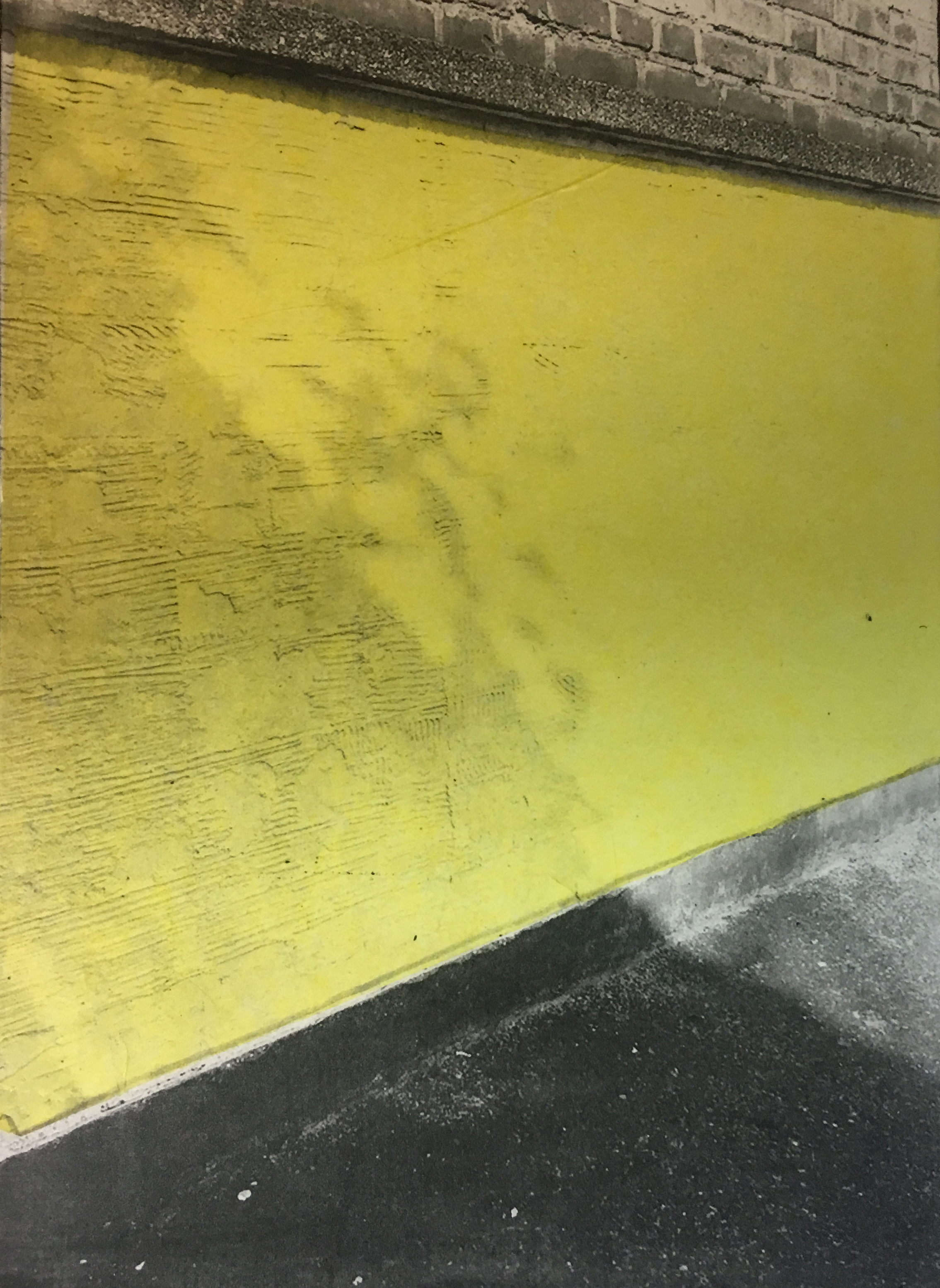 Yellow Underpass