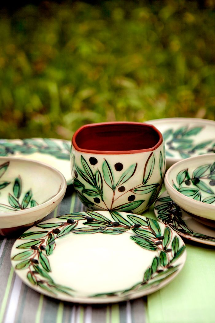 mediterranean hand painted pottery dishes.jpg