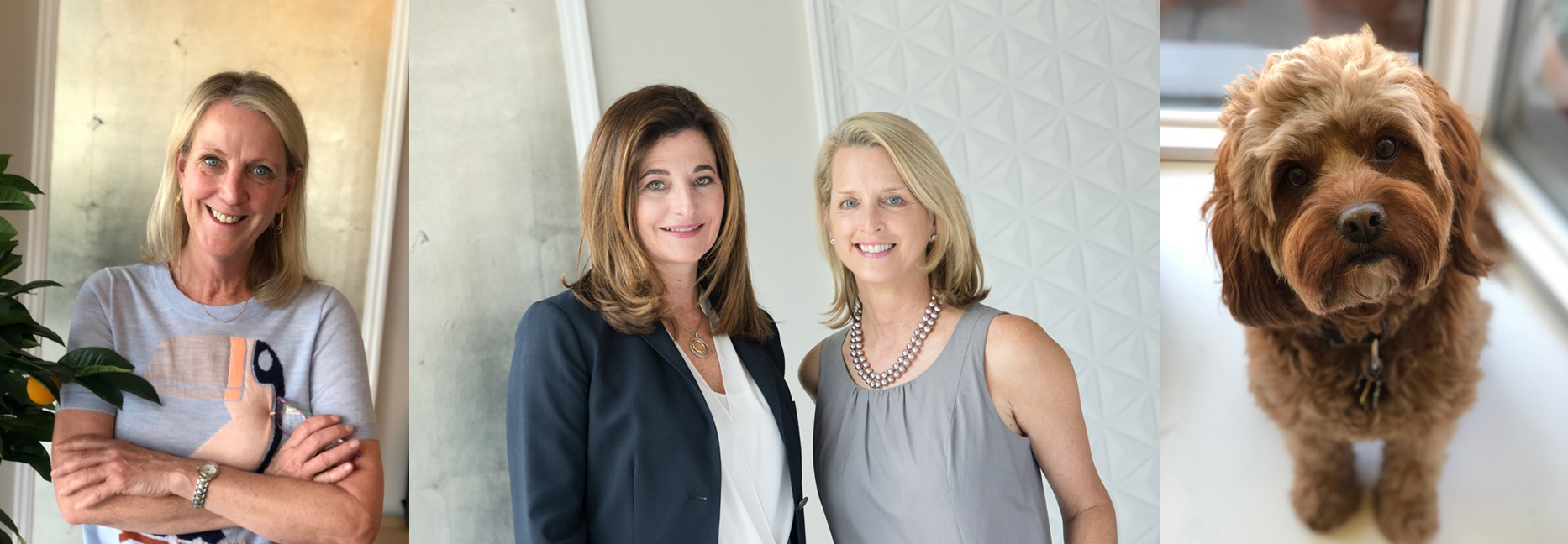Kate, Design Assistant •Laura Keeler-Bergquist,Principal • Suzanne Kipp, Principal • Chief, Design Muse