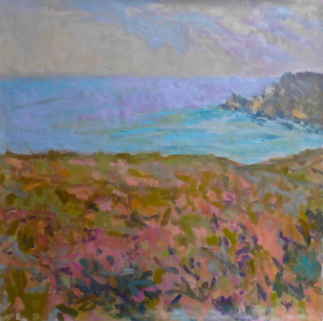 Emerald and Purple Sea, Waves.jpg