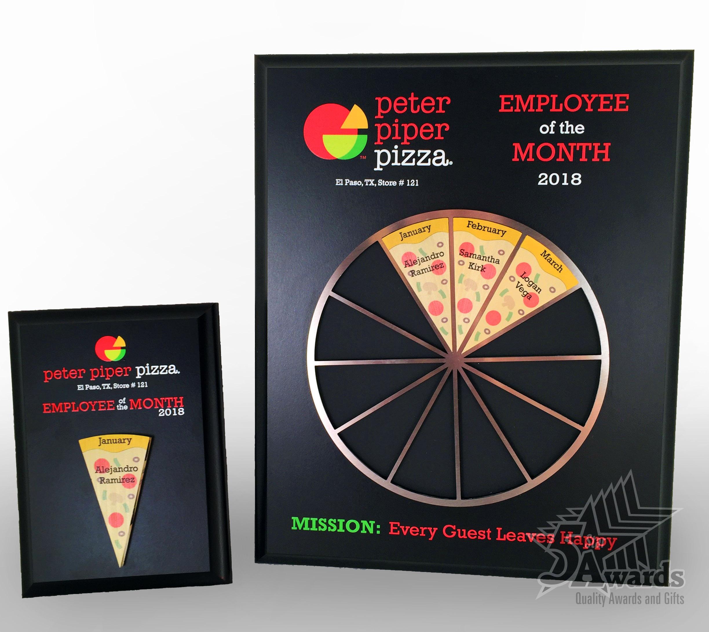 Peter Piper Pizza Perpetual Program
