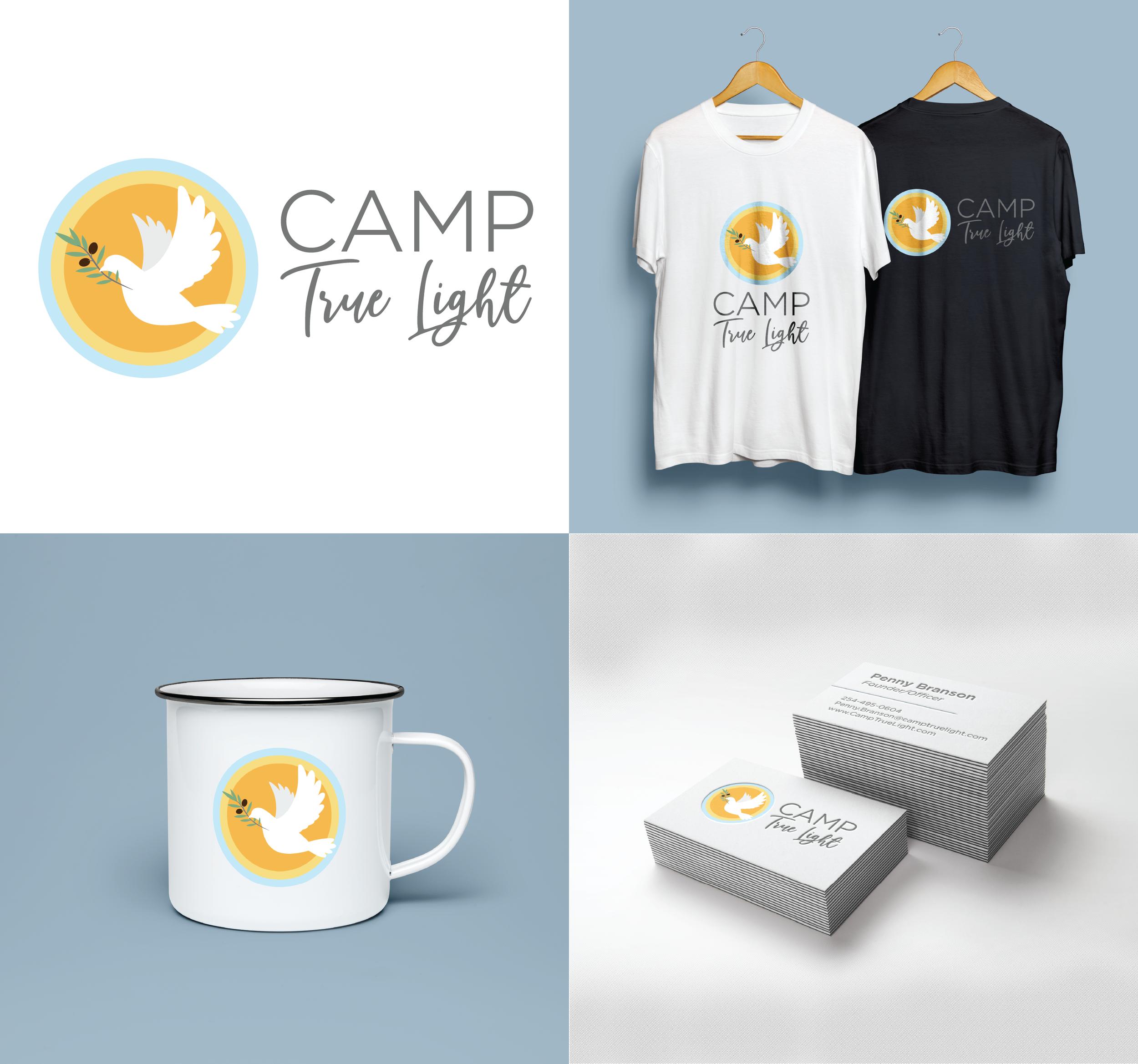 Camp True Light Branding