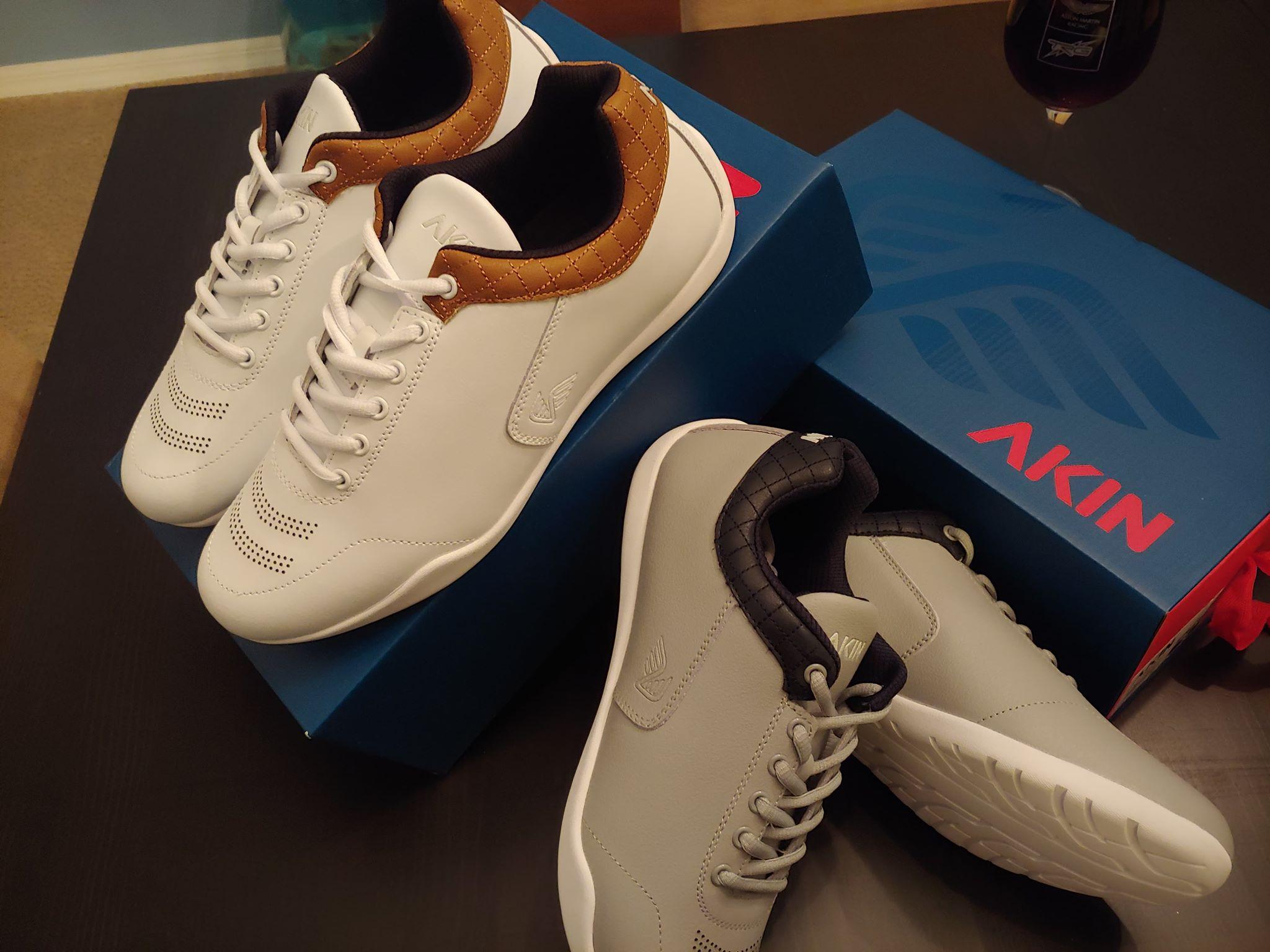 AKIN Gear SHIFT Driving Sneakers unboxing.jpg