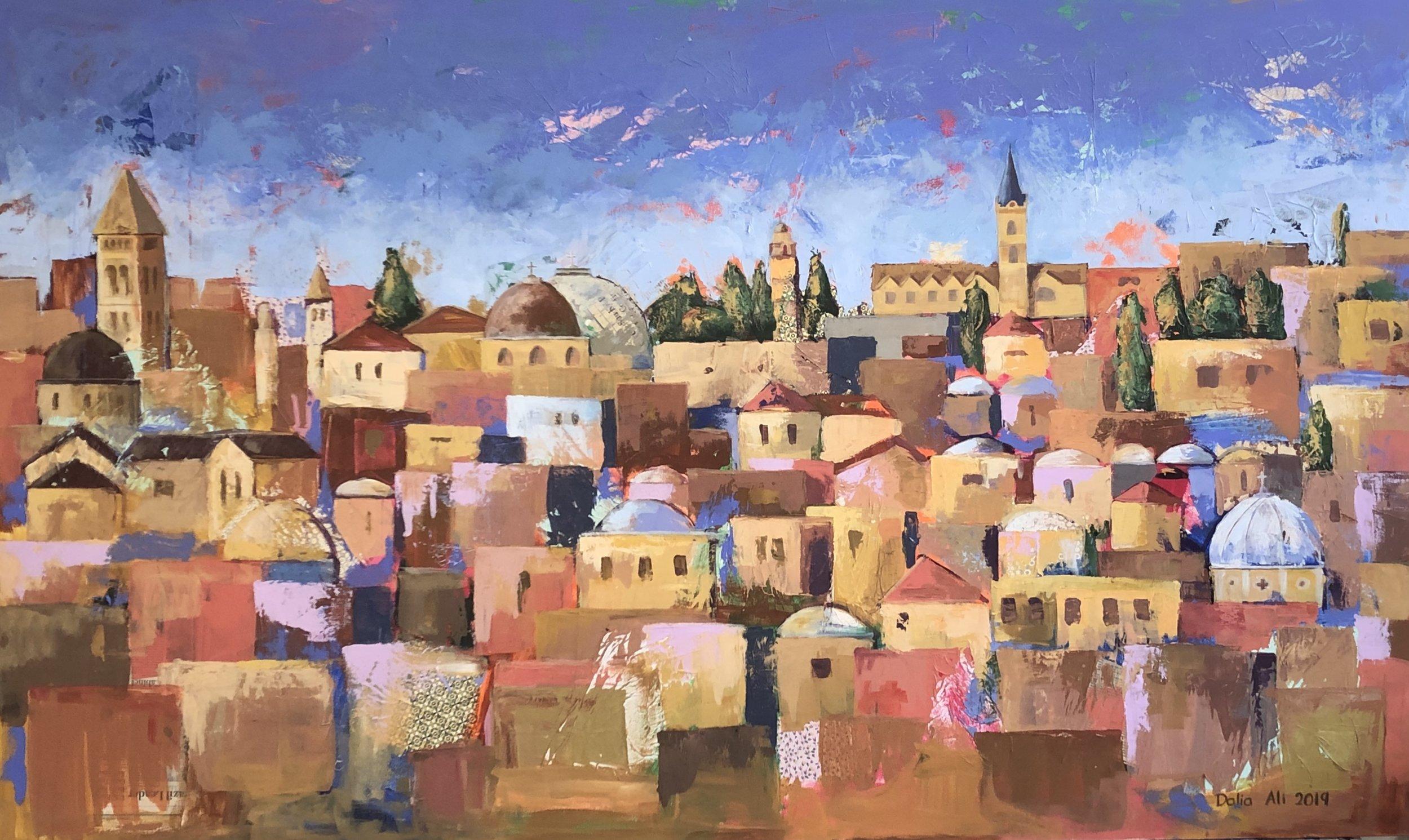 I Dream of Jerusalem 2
