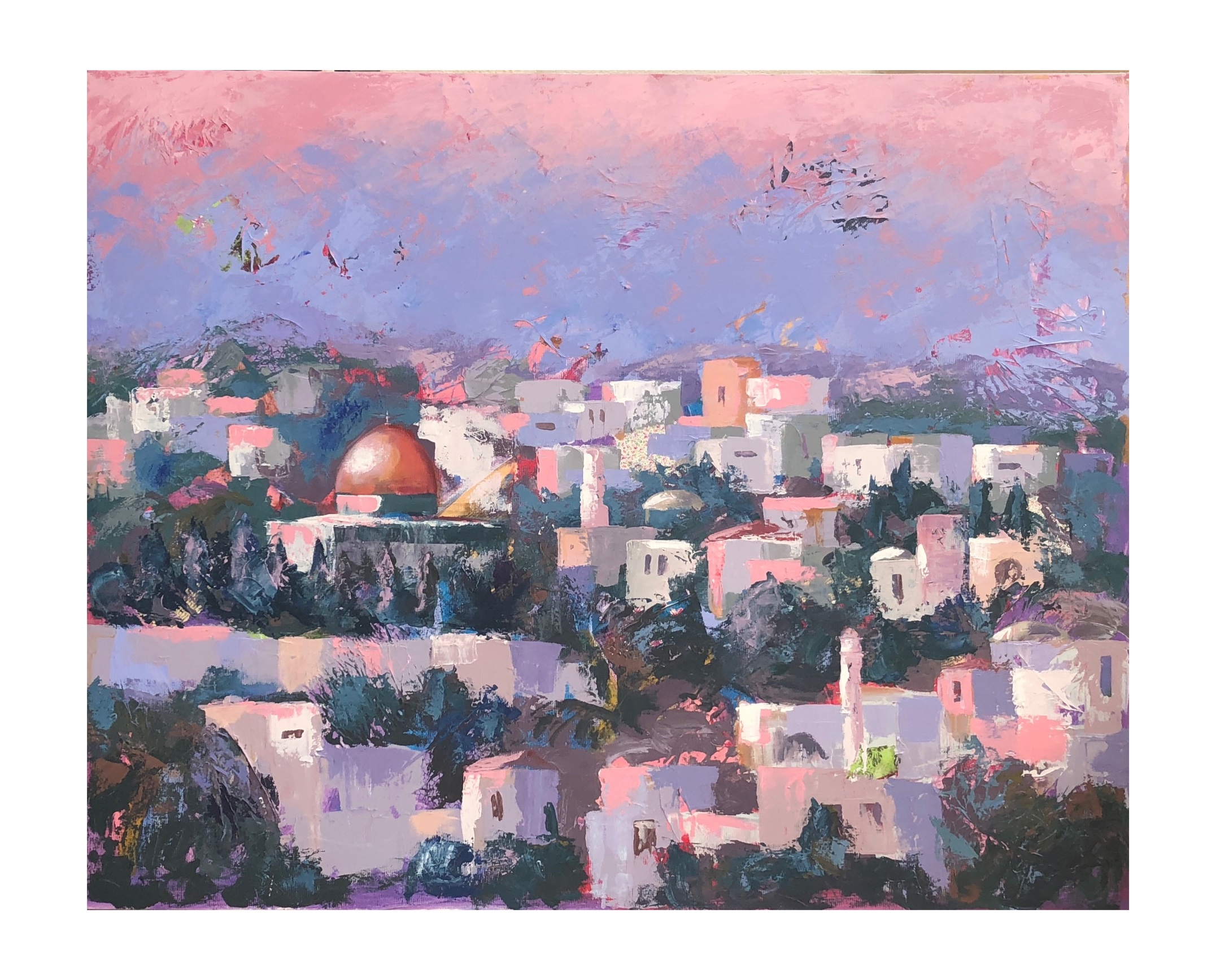 I dream of Jerusalem 1
