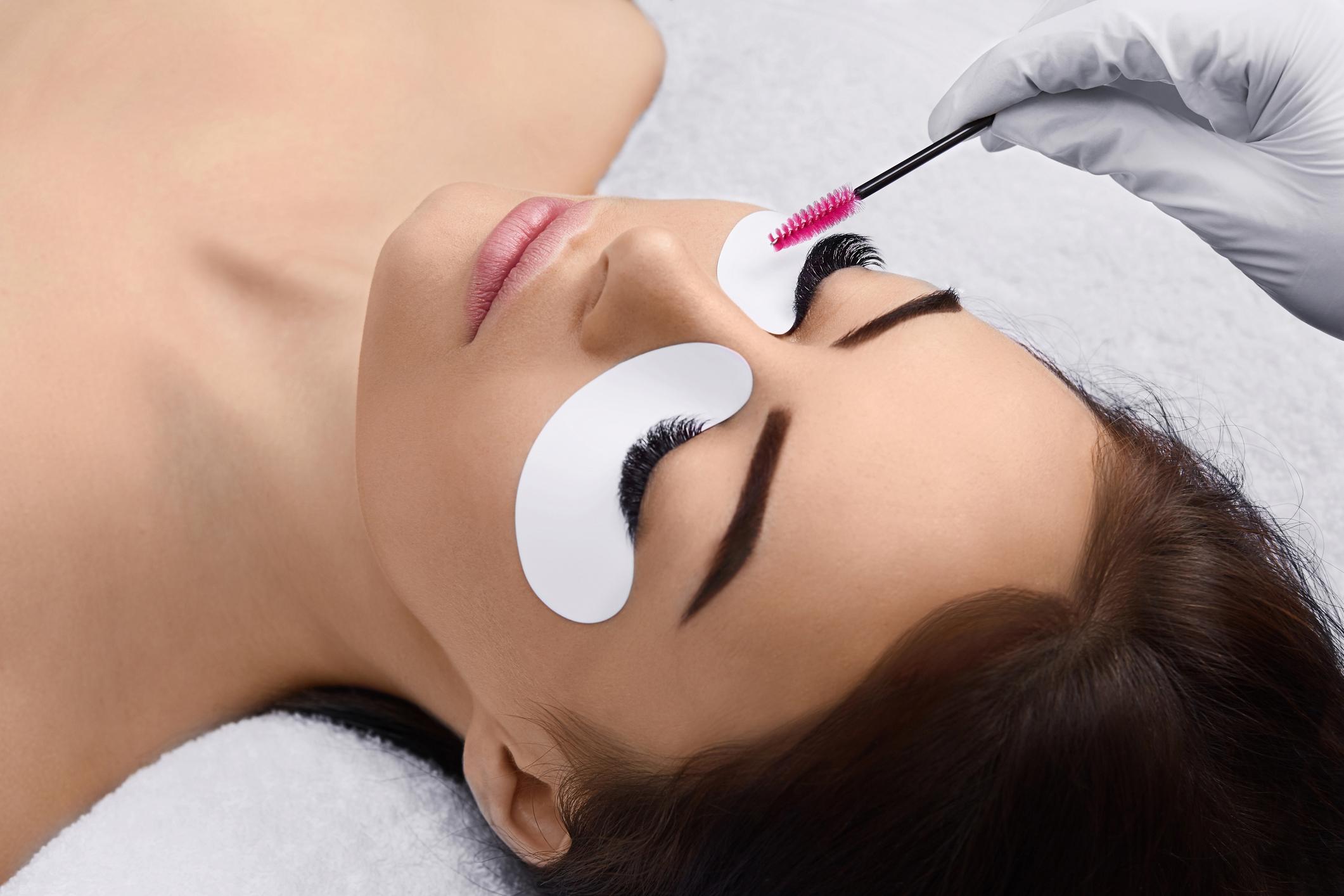 novalash eyelash extensions organic aesthetics santa barbara