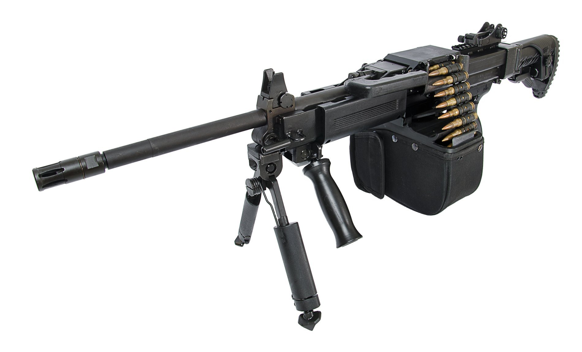 FAQ About Machine Guns