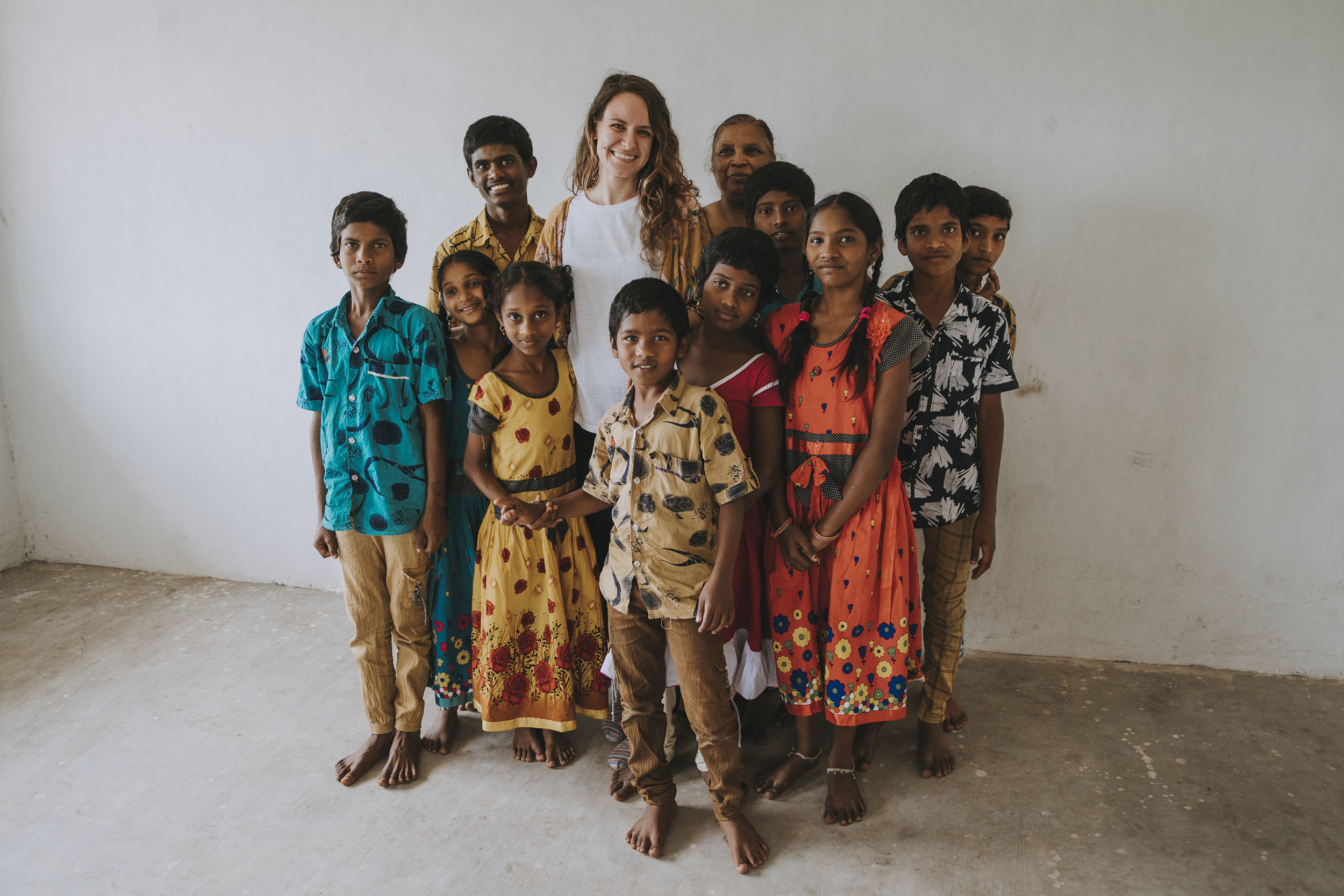 Travel Photographer, Hannah Bergman Photography, India