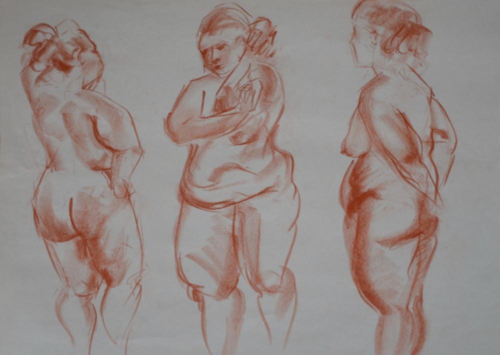 04 Manning, Kathleen, Big Girls, 18x24.jpg