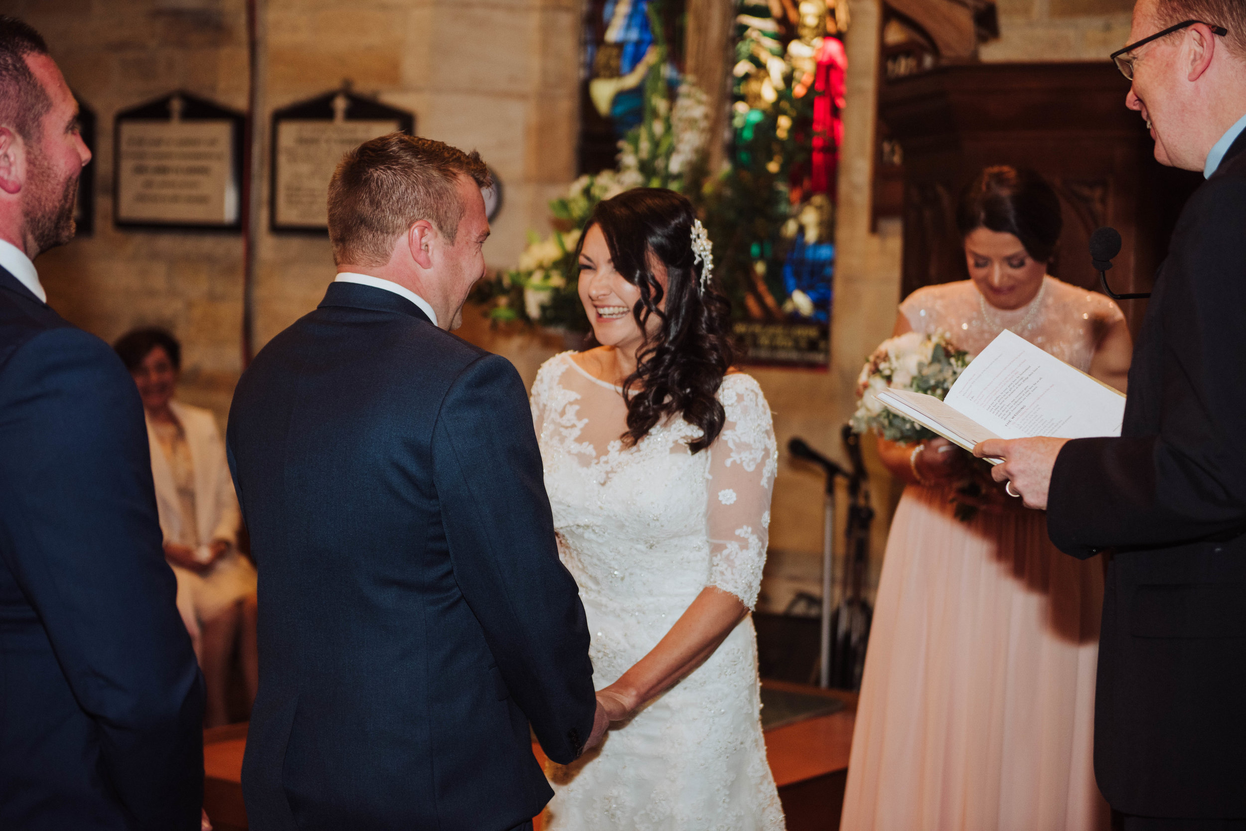Alice & Matt - Southern Highlands Winter Wedding    15th July 2017