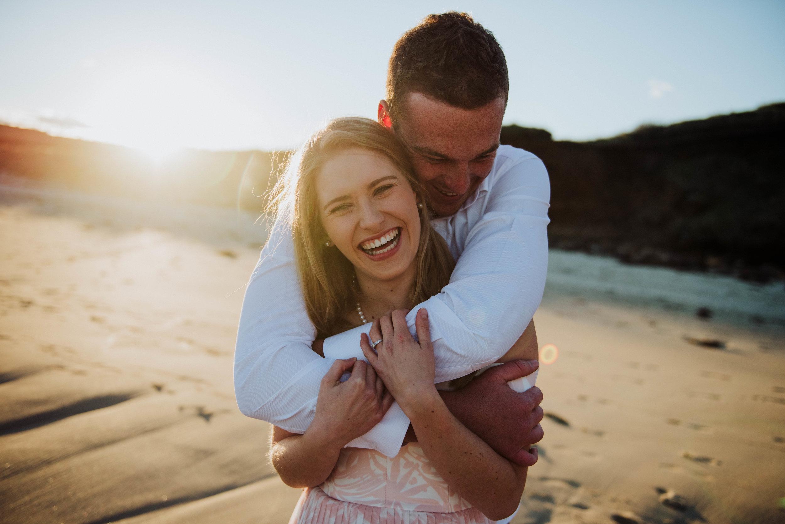 Tahlia & Matt - Killalea Engagement      9th July 2017