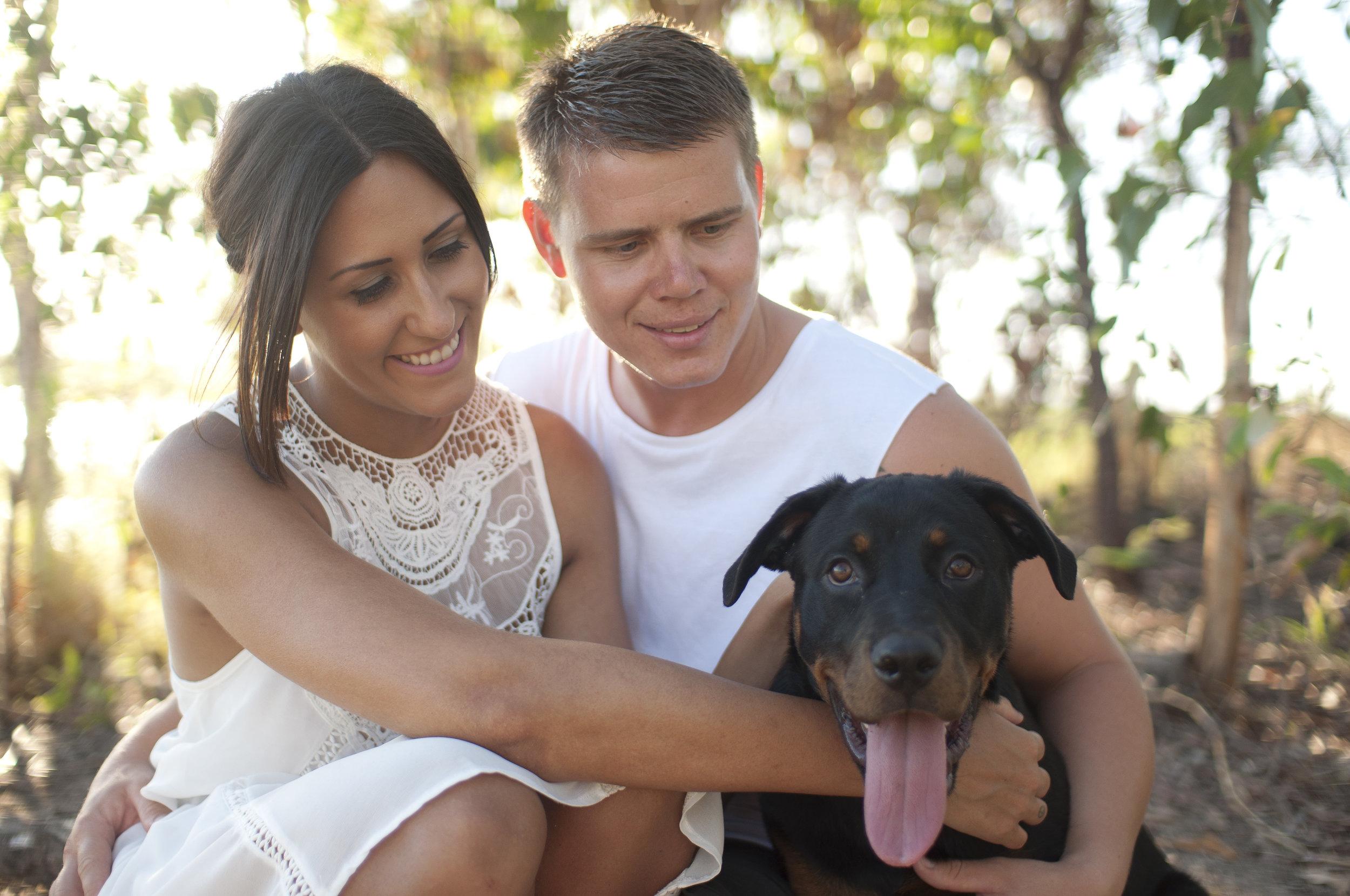 Natali & Jake - Townsville Anniversary     16th November 2014