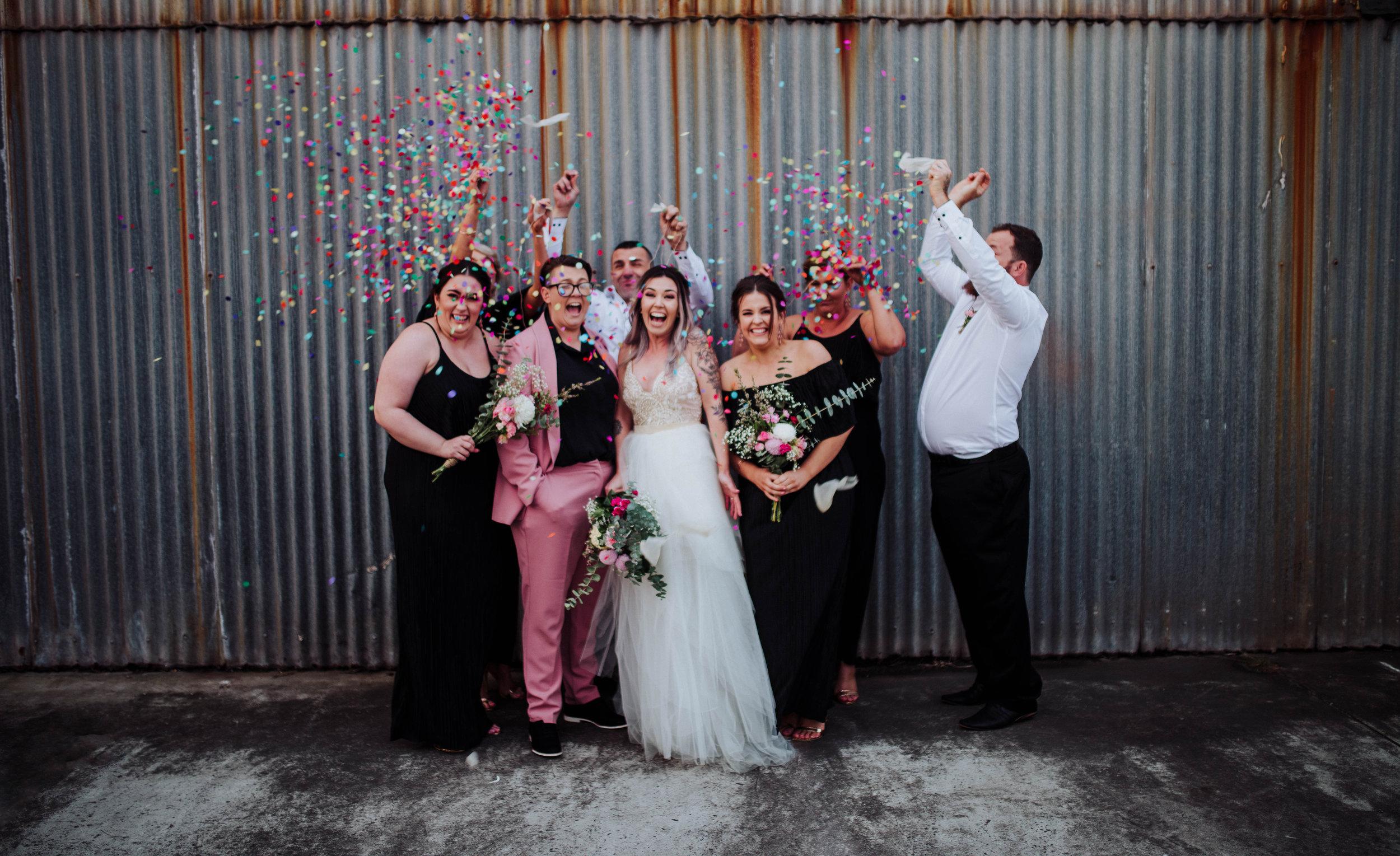Reanna & Emma - Wollongong Wedding     16th September 2017