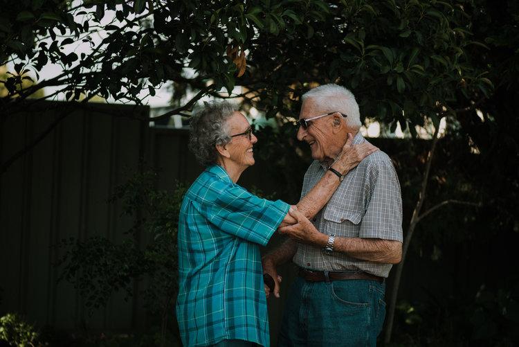 Margaret & Peter - Quirindi Couple      29th December 2017