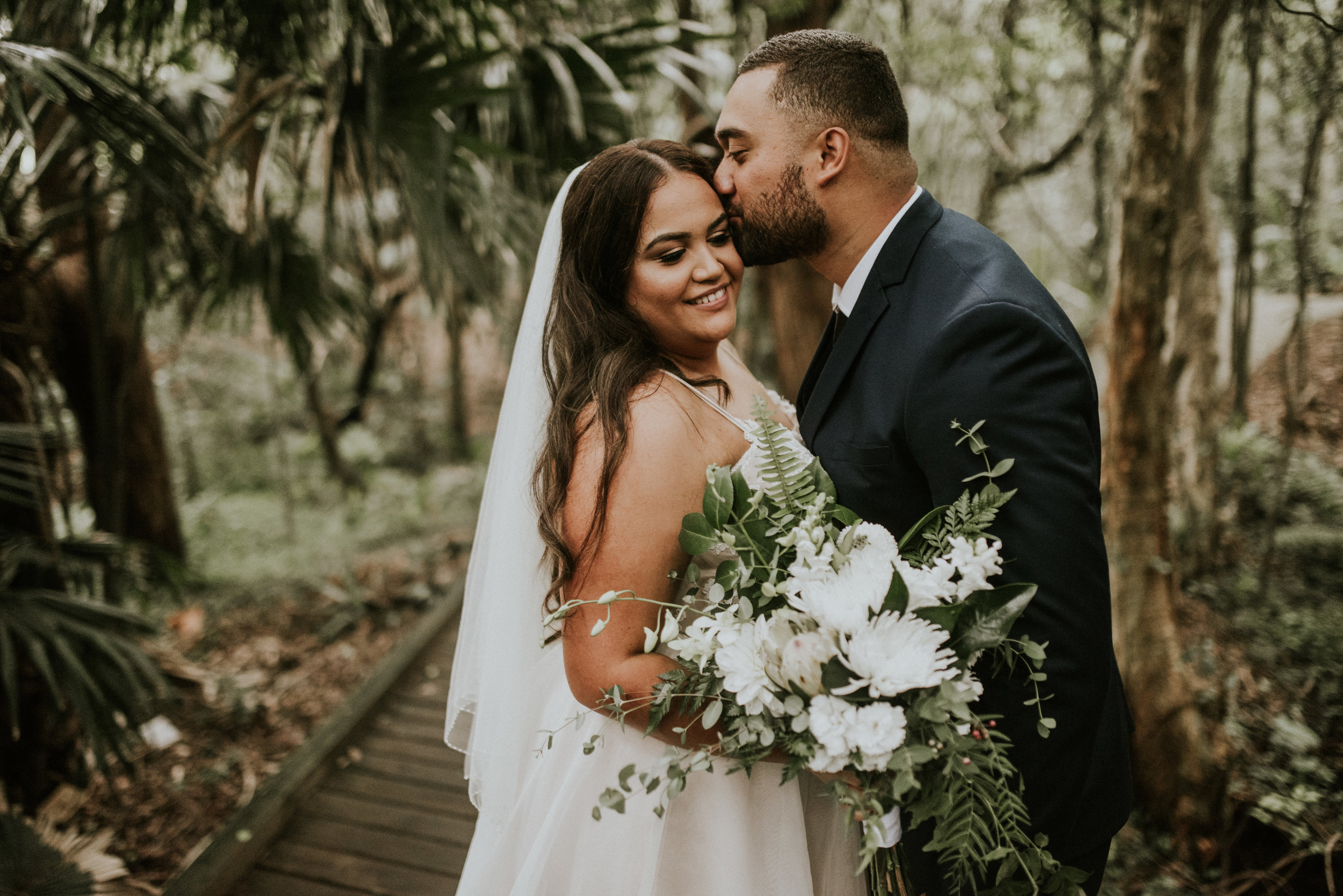 Ingrid & Situa - Panorama House, Autumn Wollongong Wedding    24th March 2018