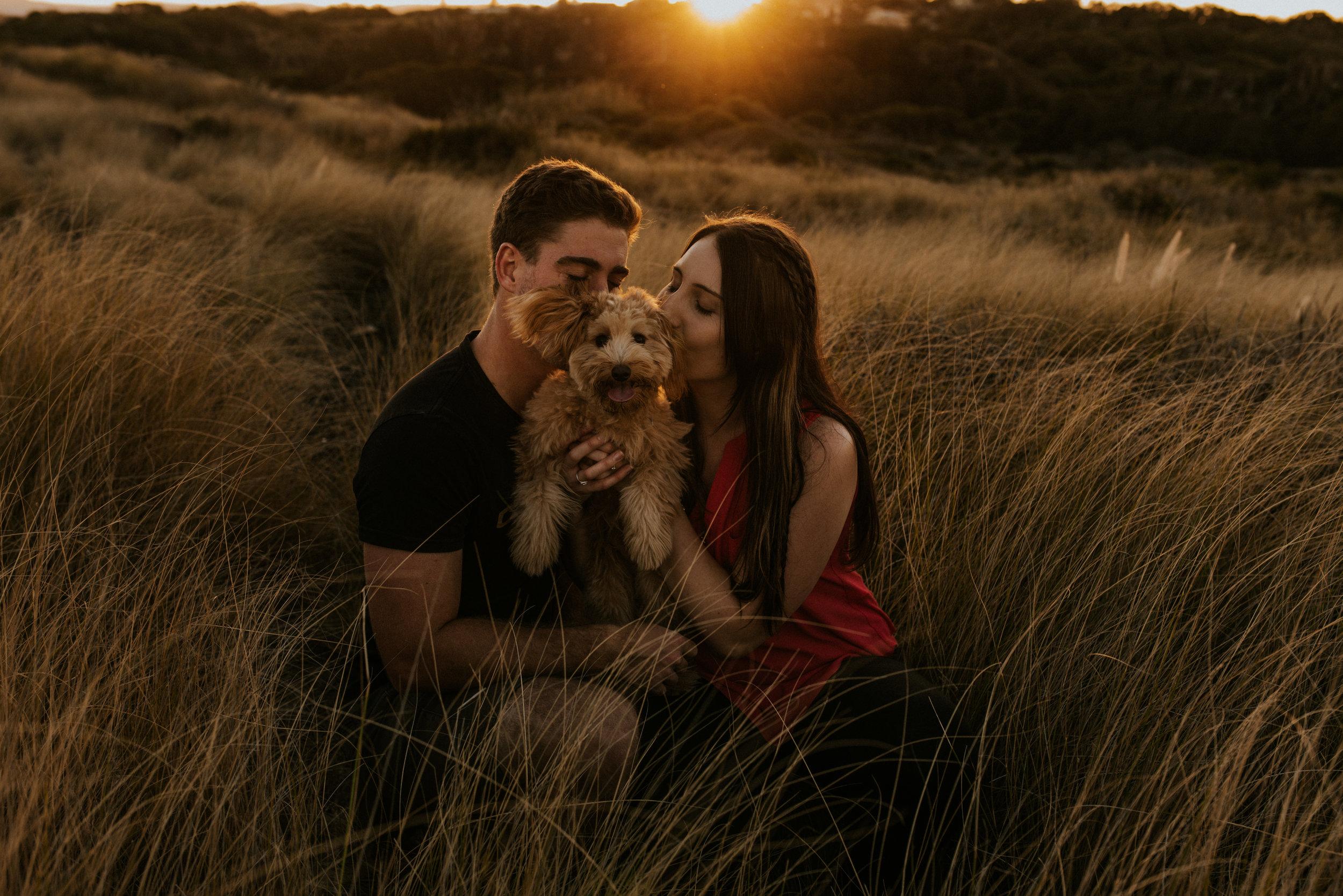 Dani & Rob - Kiama Sunset Engagement      6th May 2018