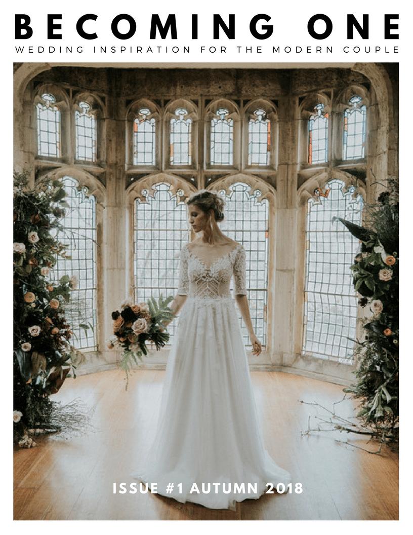 Ingrid & Situa - Panorama House Autumn Wollongong Wedding    [Magazine]  Feature , pgs. 175-194 - 1st April 2018