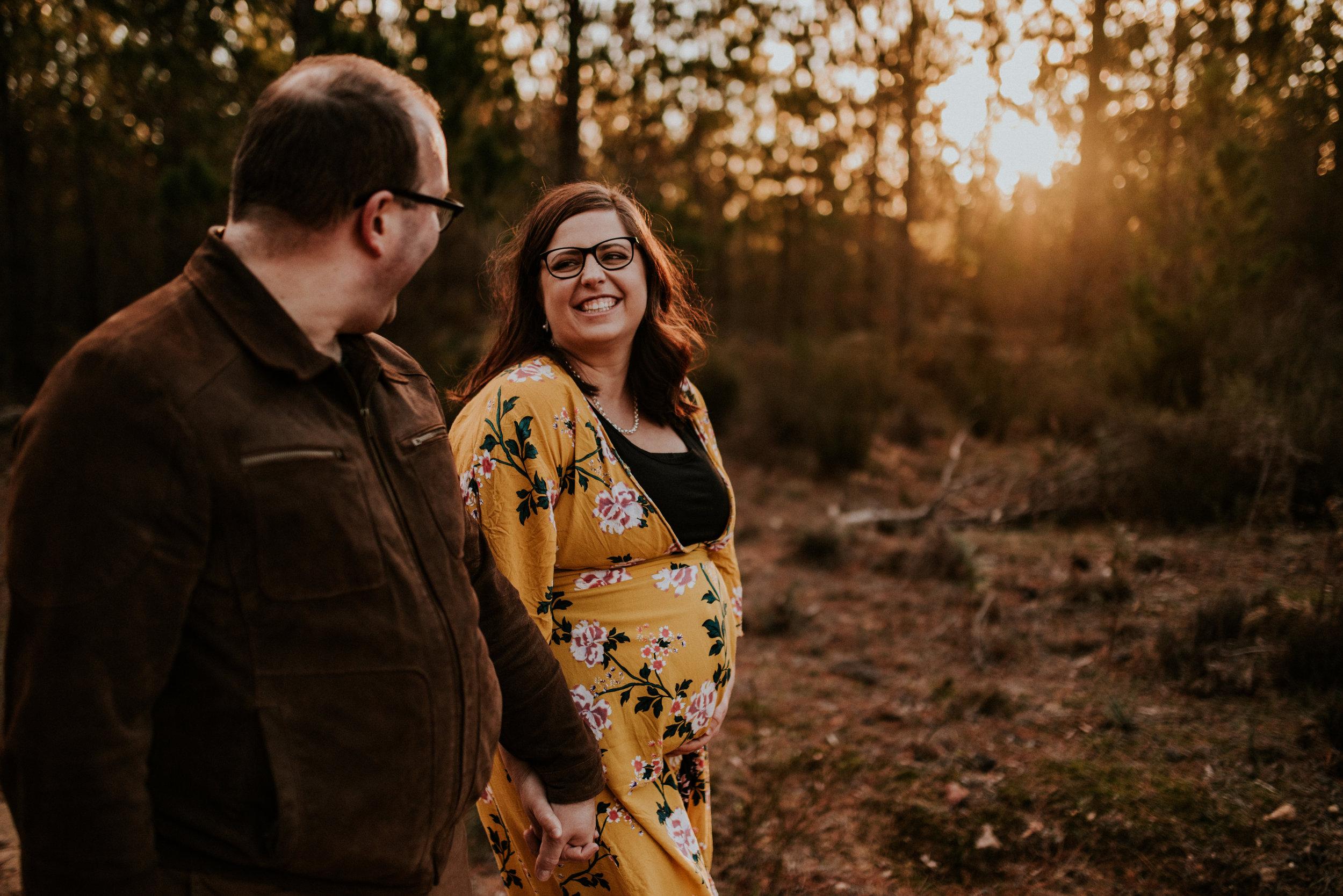 Kat & David - Southern Highlands Maternity     29th July 2018